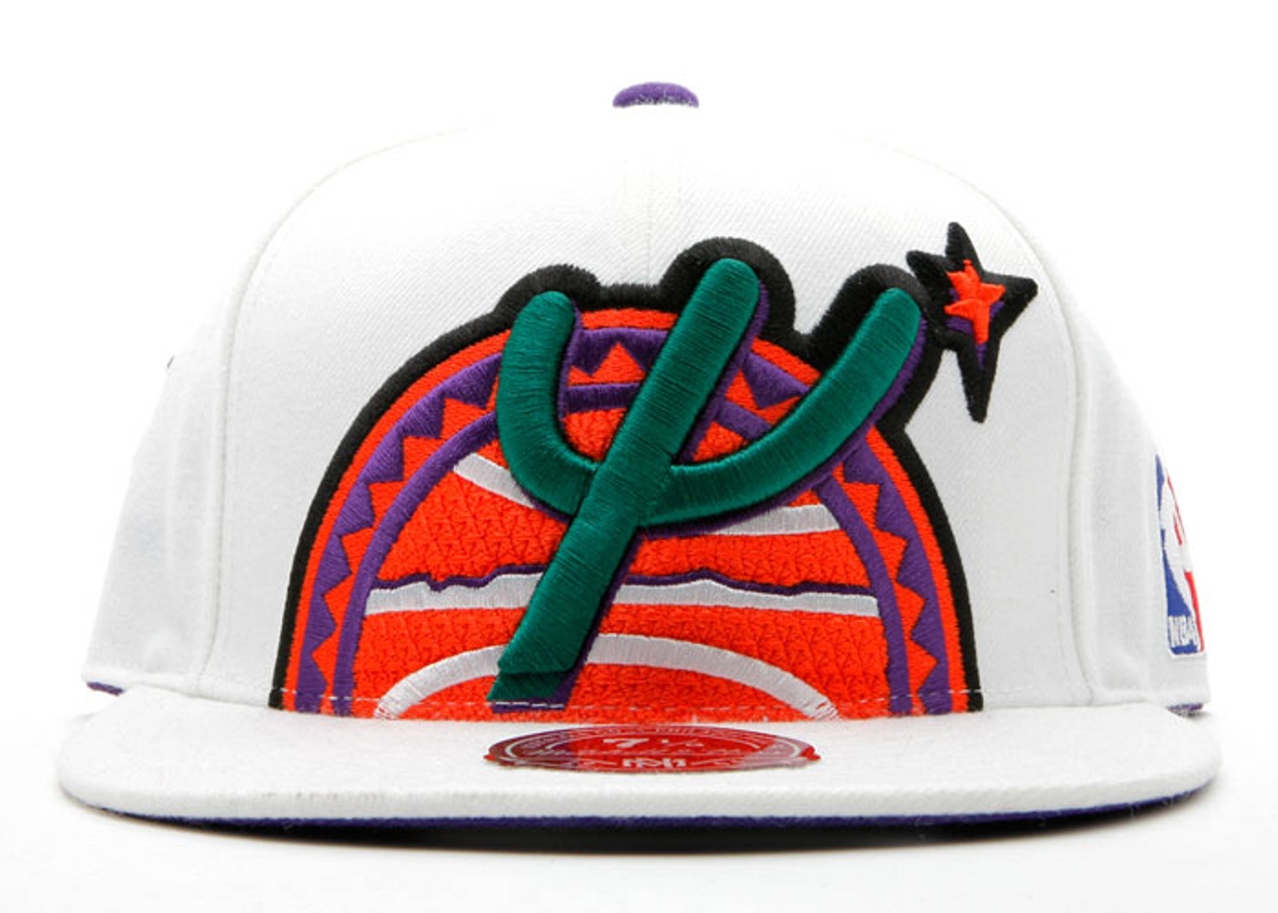 phoenix 1995 nba all-star game fitted