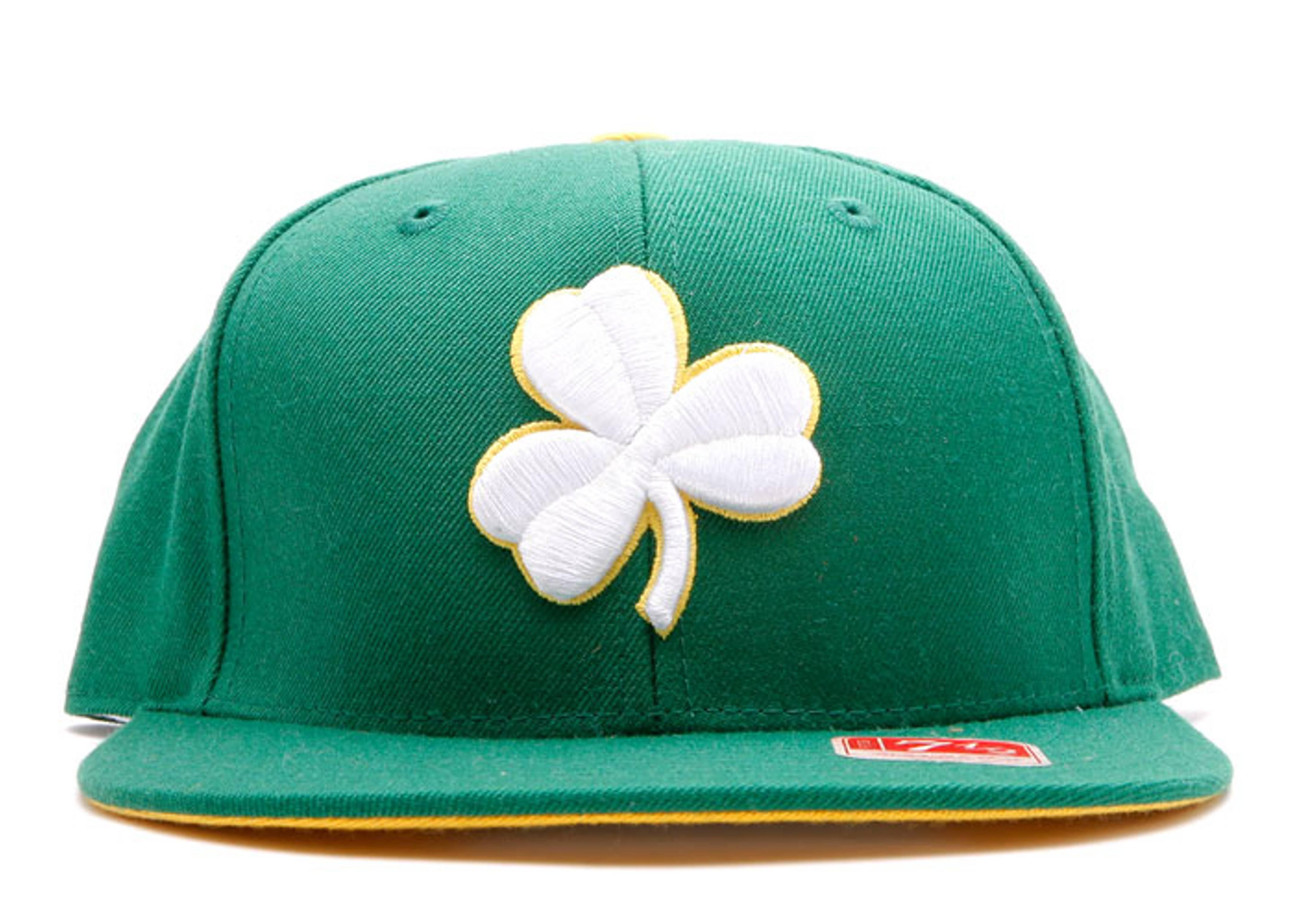 "boston celtics fitted ""shamrock"""