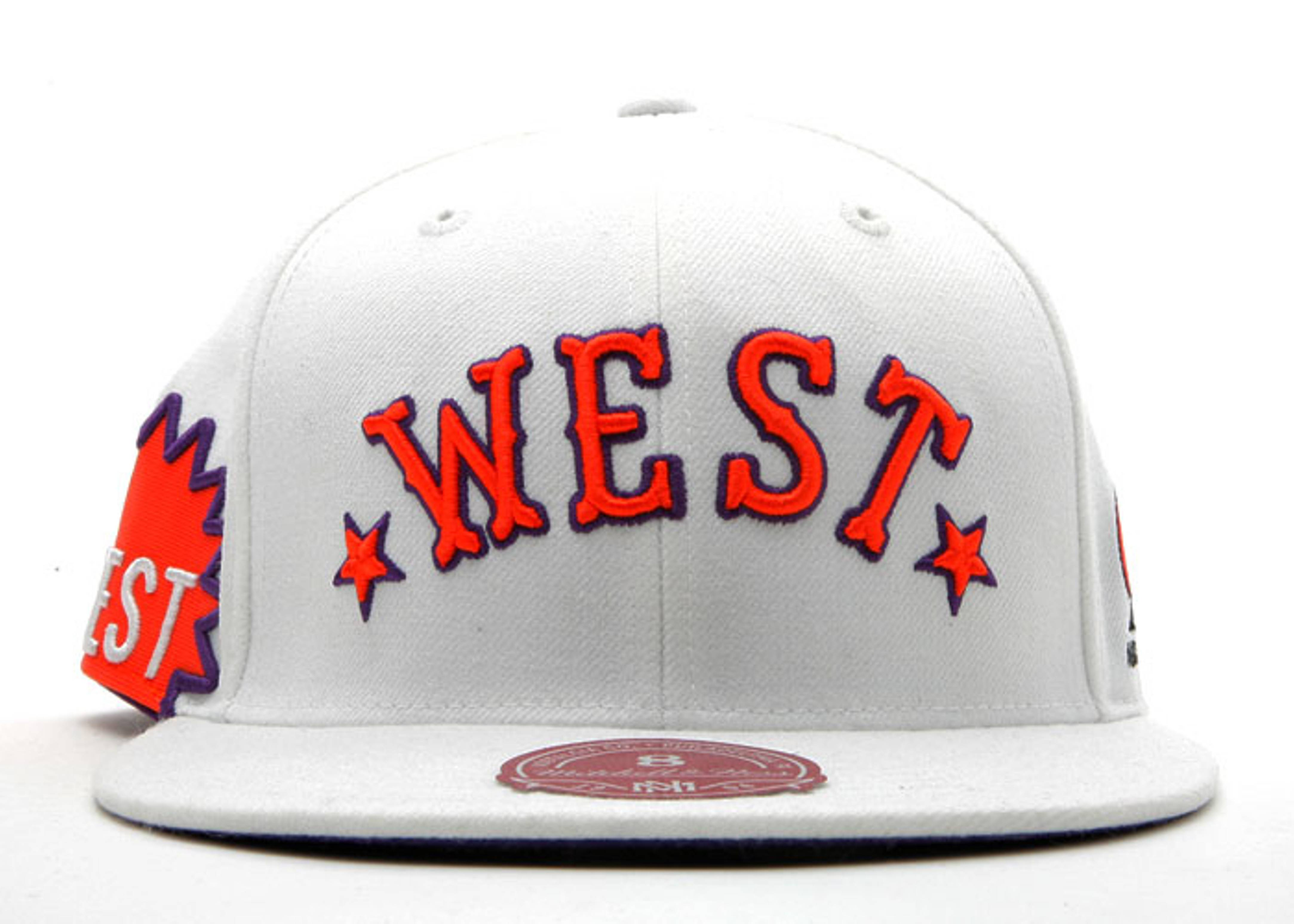 """1975 nba all-star game fitted """"west"""""""