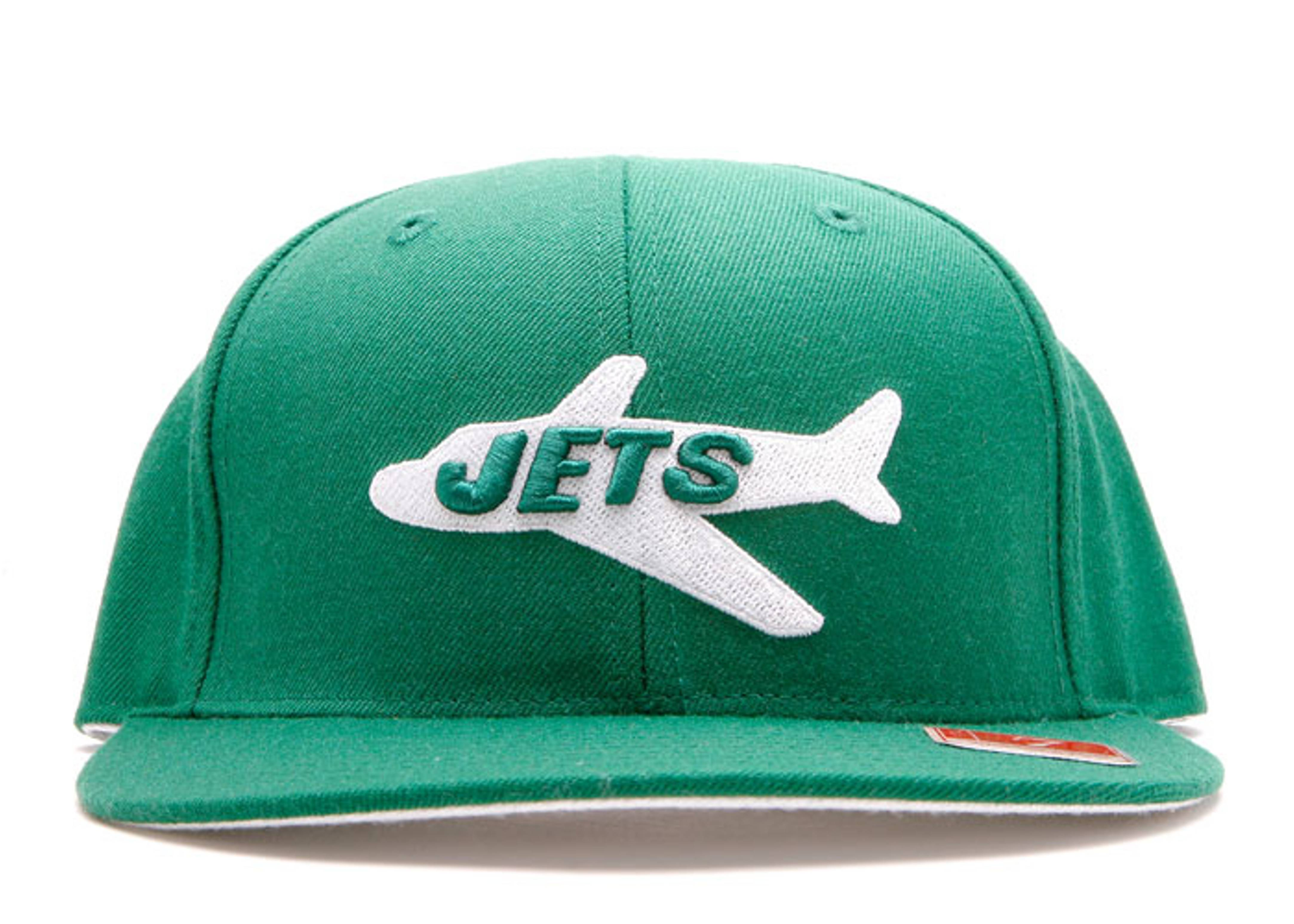 "new york jets fitted ""jet plane"""