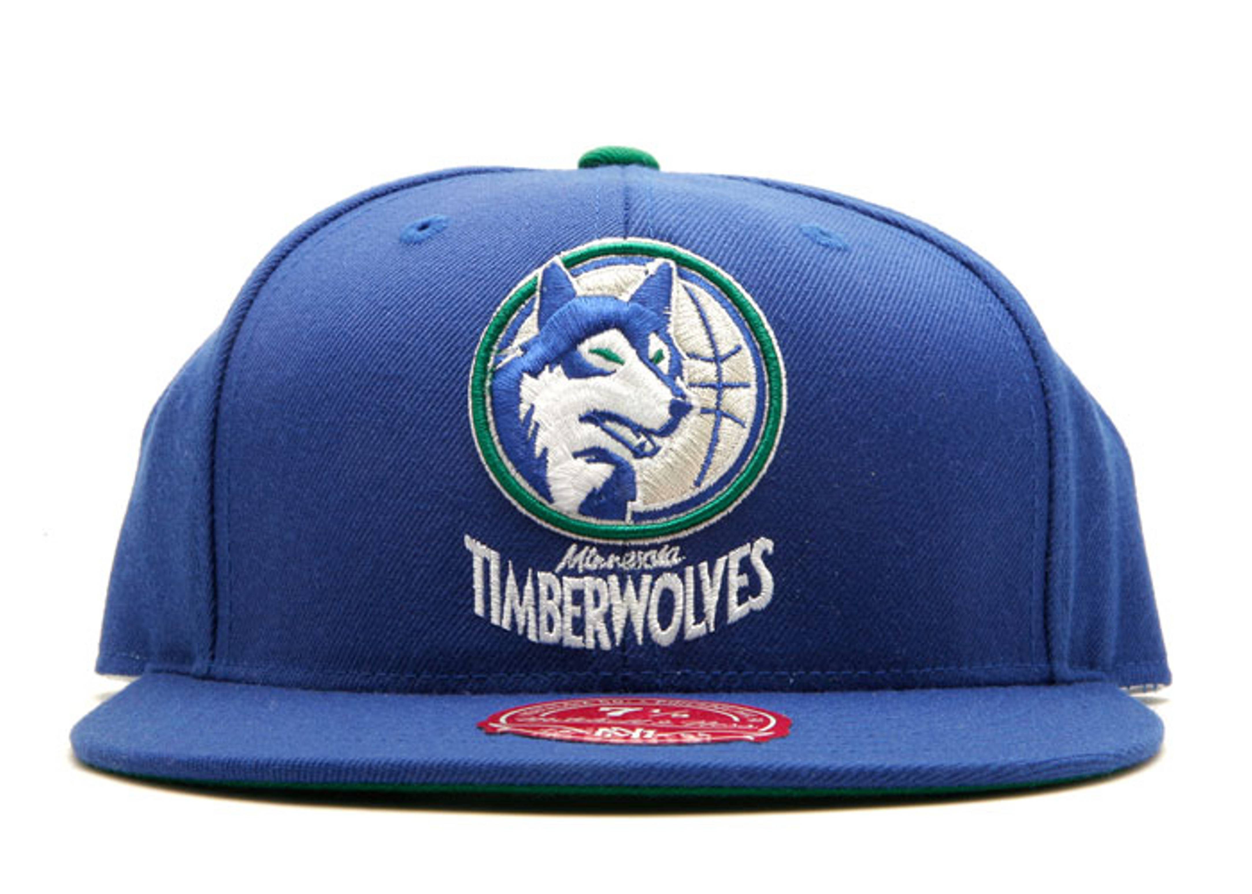 minnesota timberwolves fitted