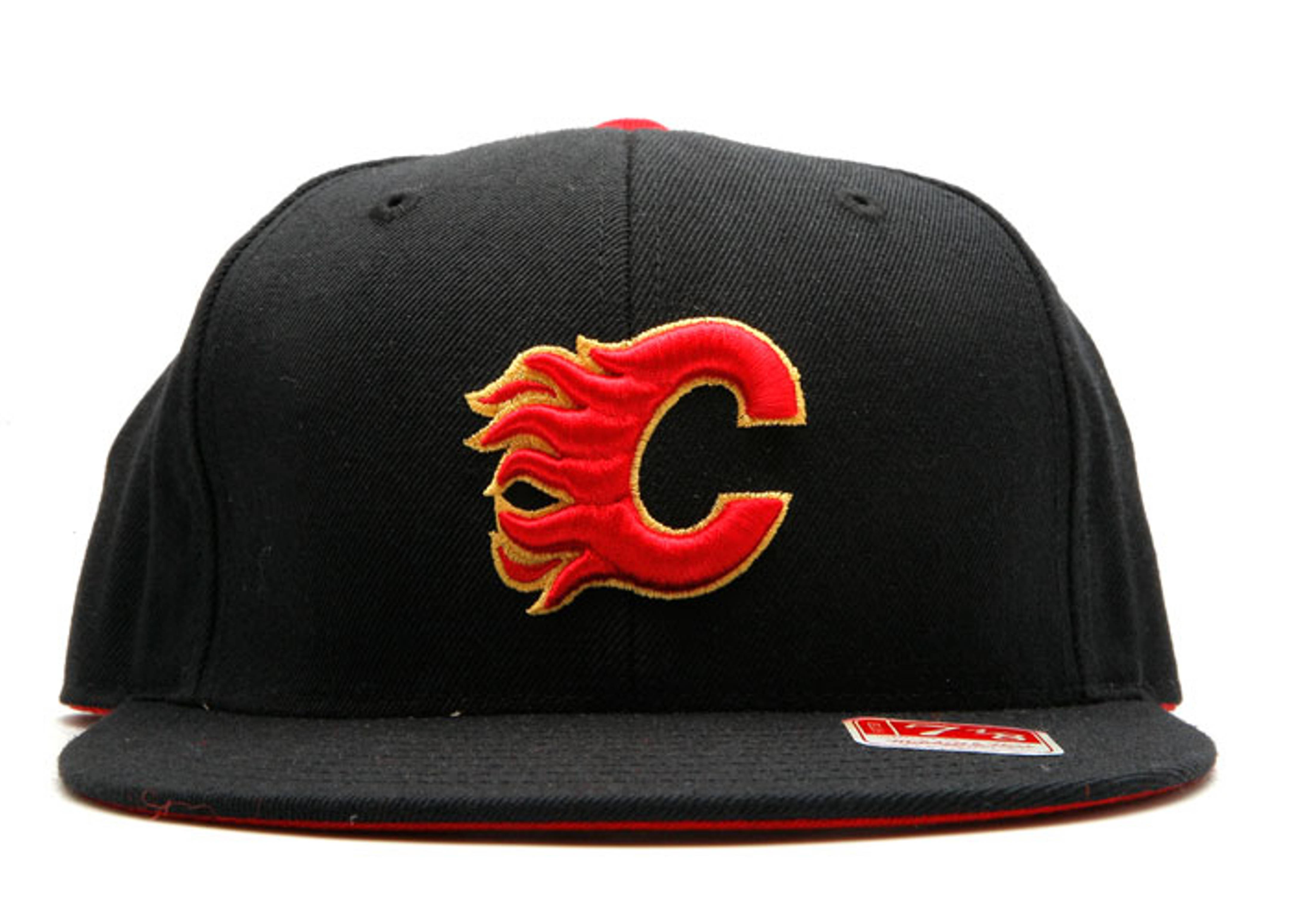 calgary flames fitted