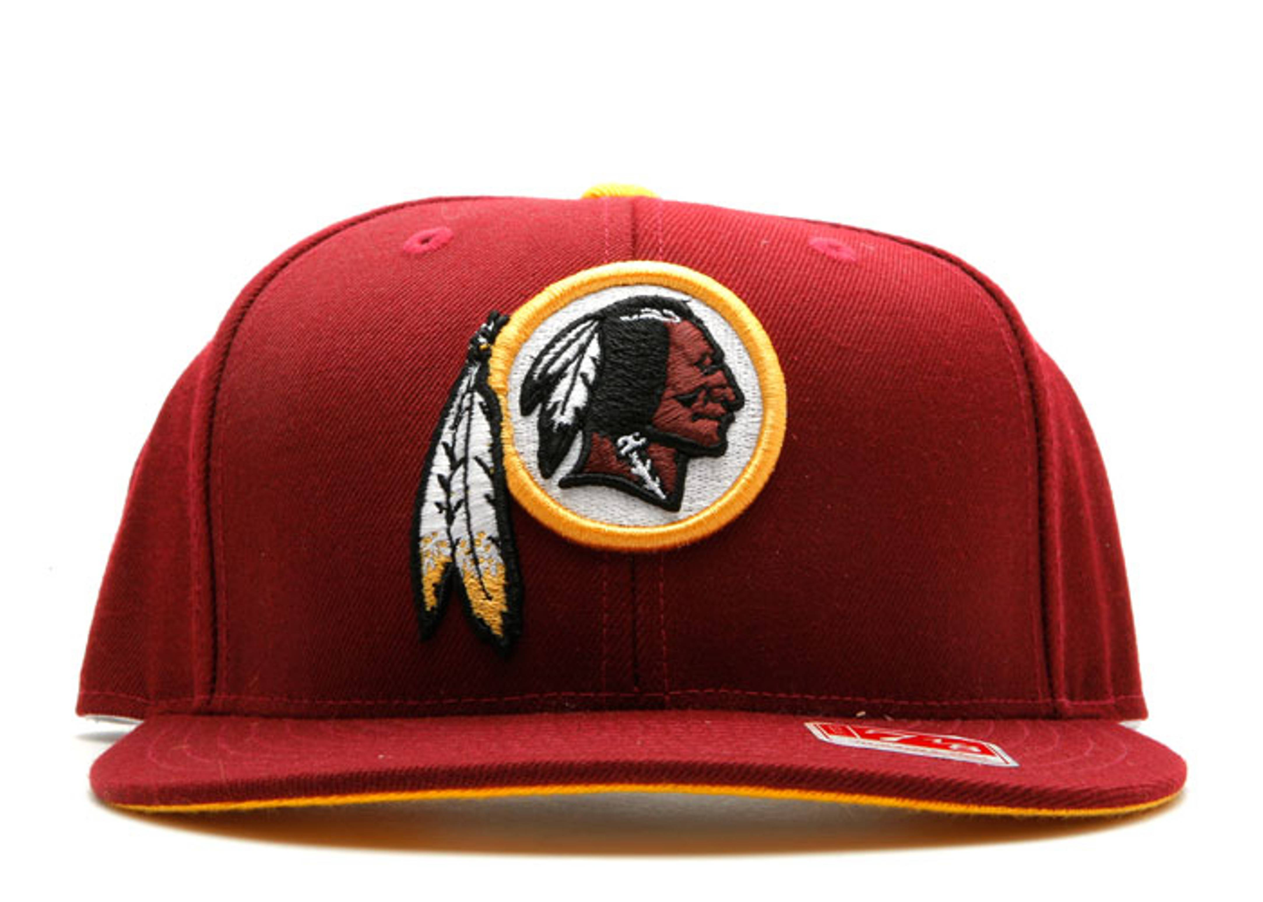 "washington redskins fitted ""native american head"""