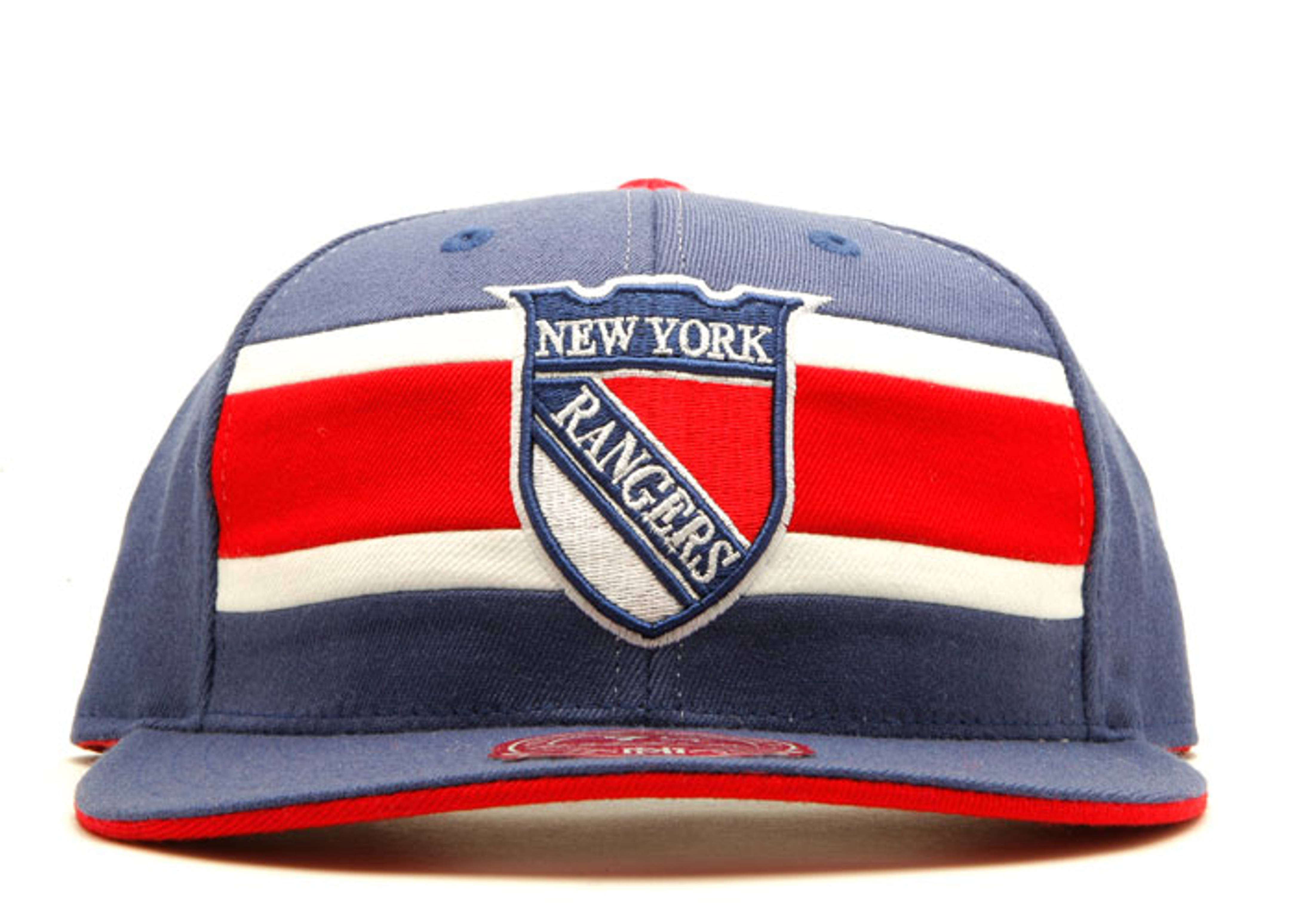 "new york rangers fitted ""stripe"""