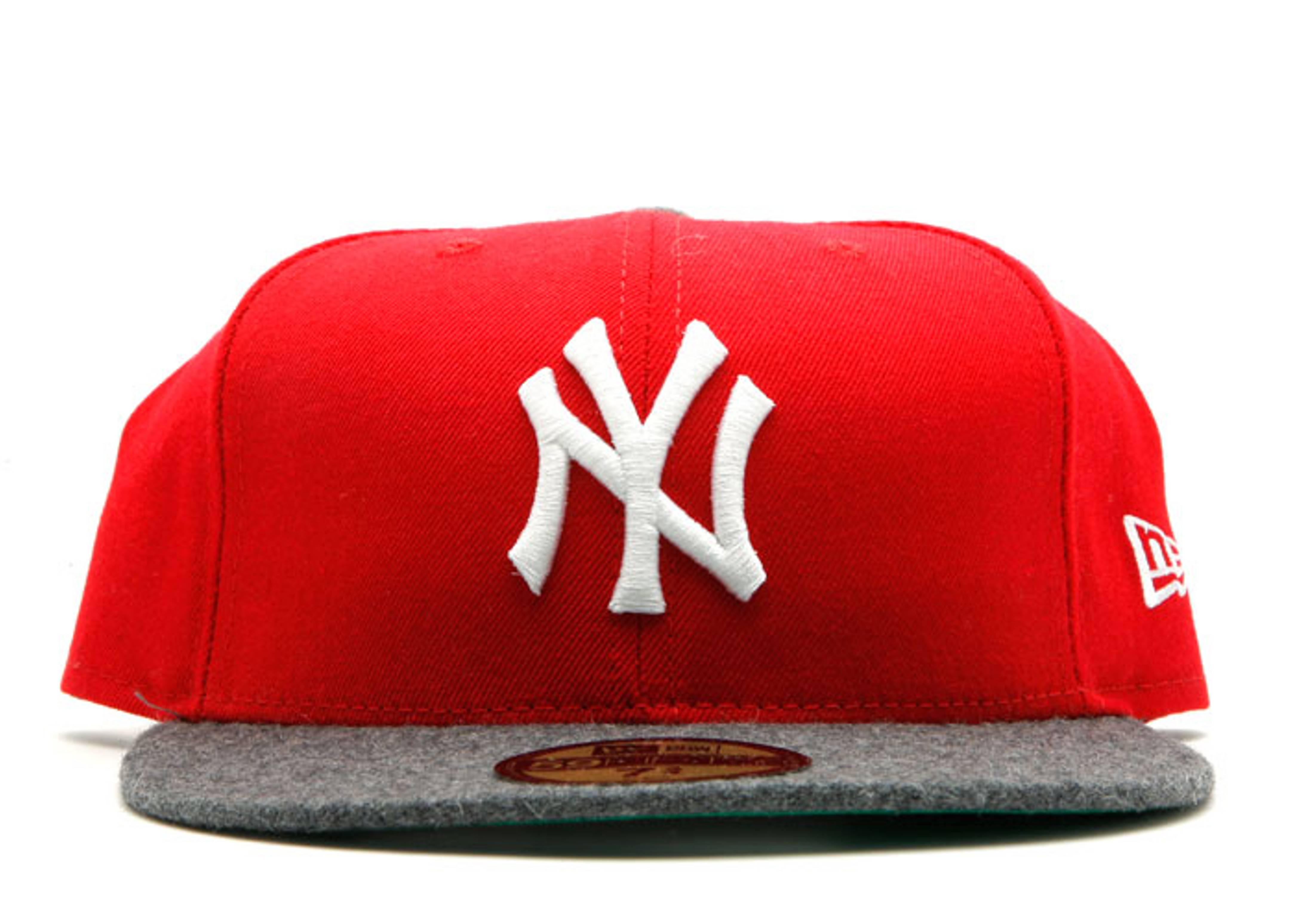 new york yankees flannel fitted