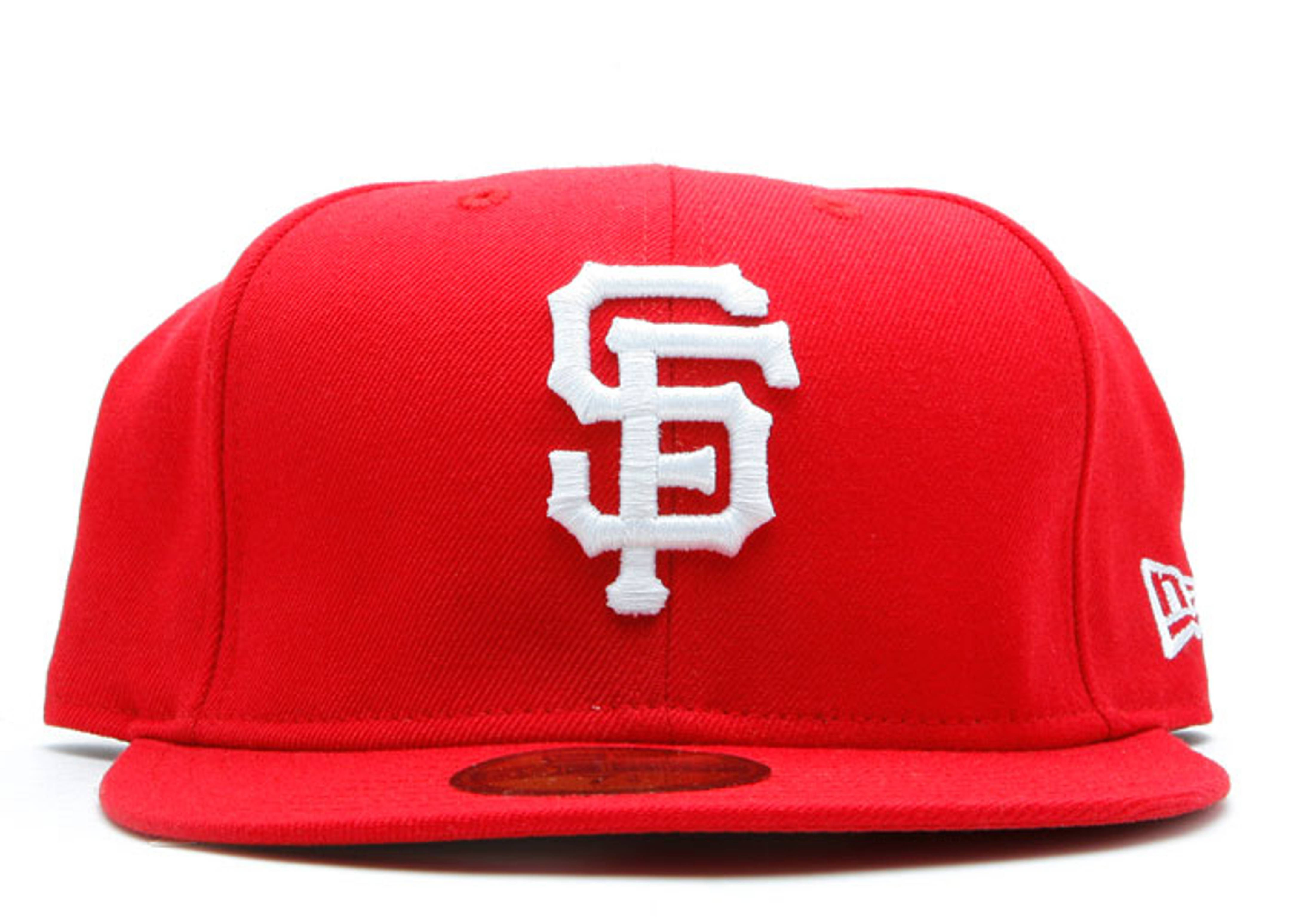 san francisco giants fitted