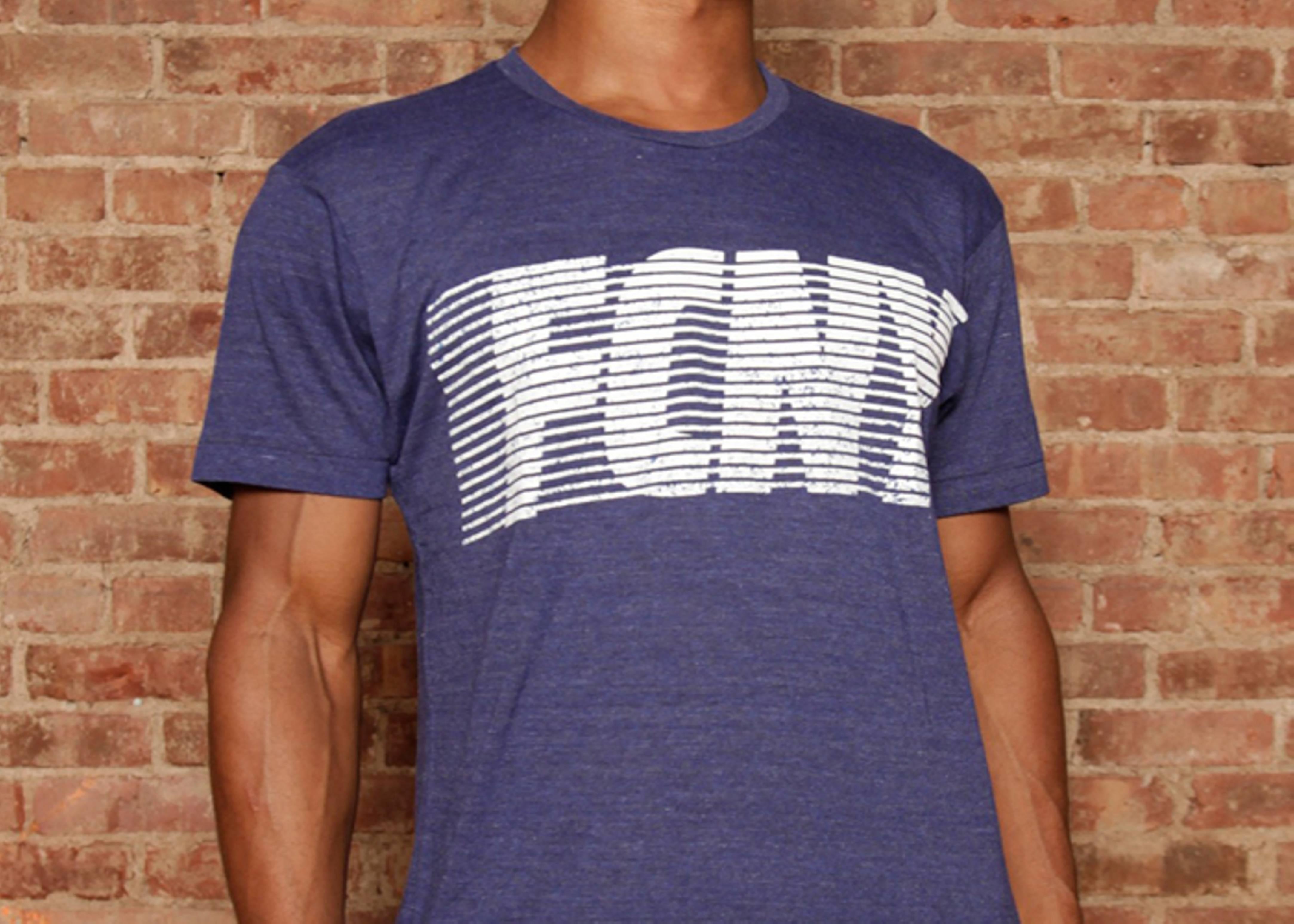 vintage stripe s/s t-shirt