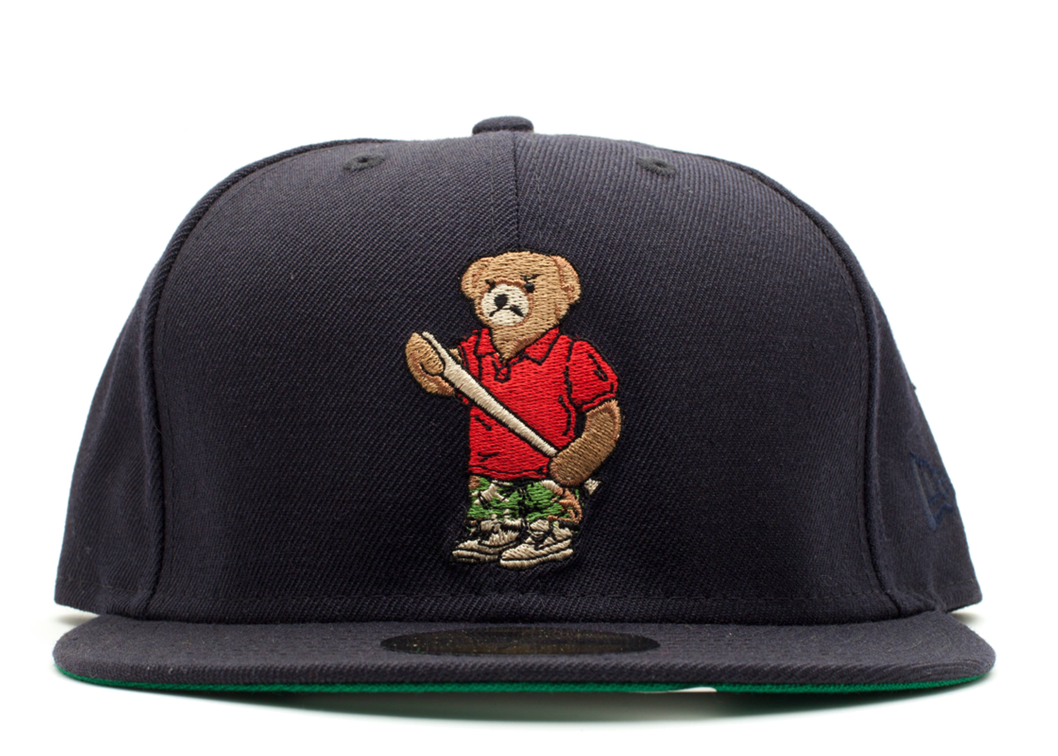 woodland bear fitted