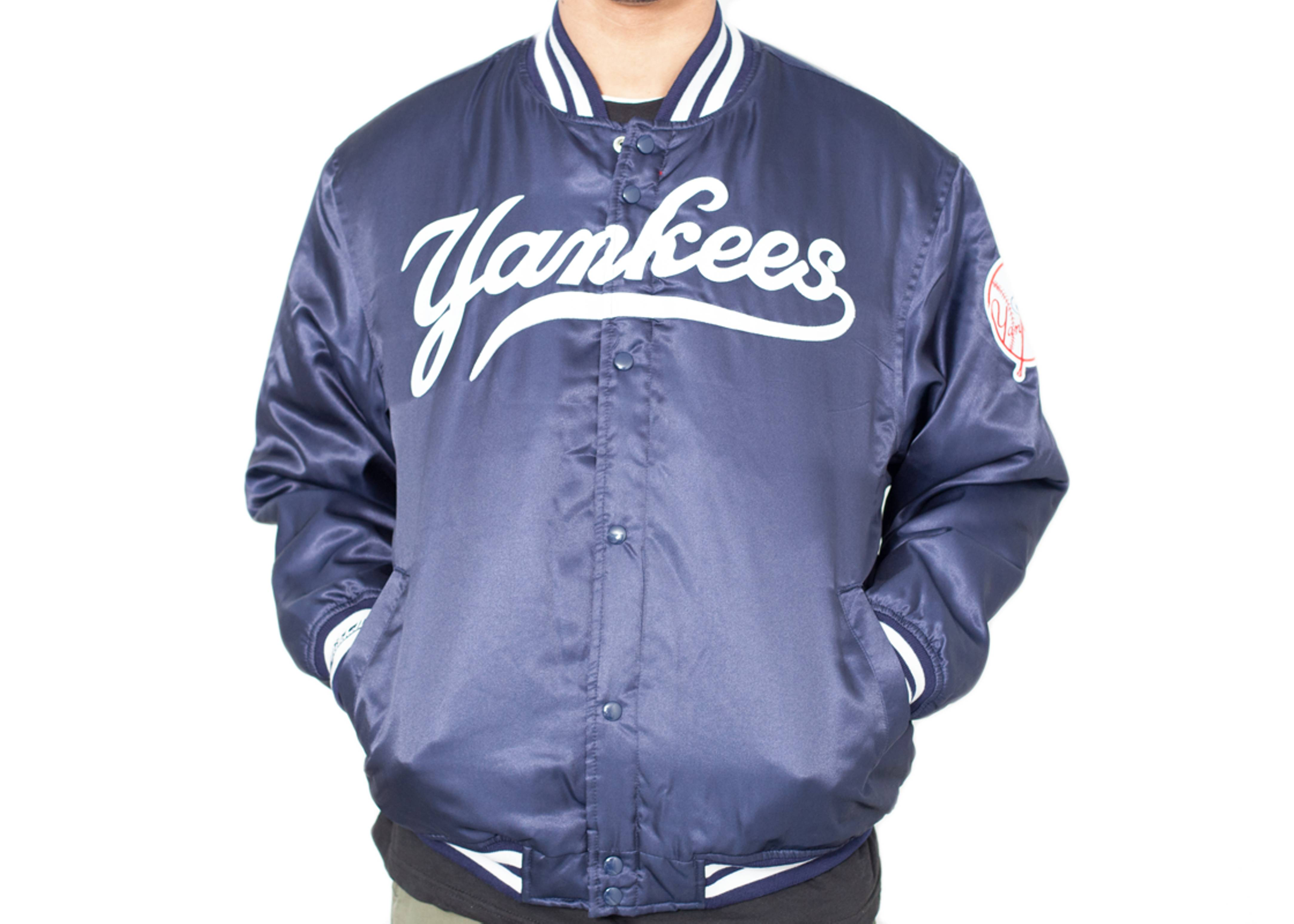 finest selection 99b17 a0afa New York Yankees Mlb Satin Jacket - Mitchell & Ness - 43 ...