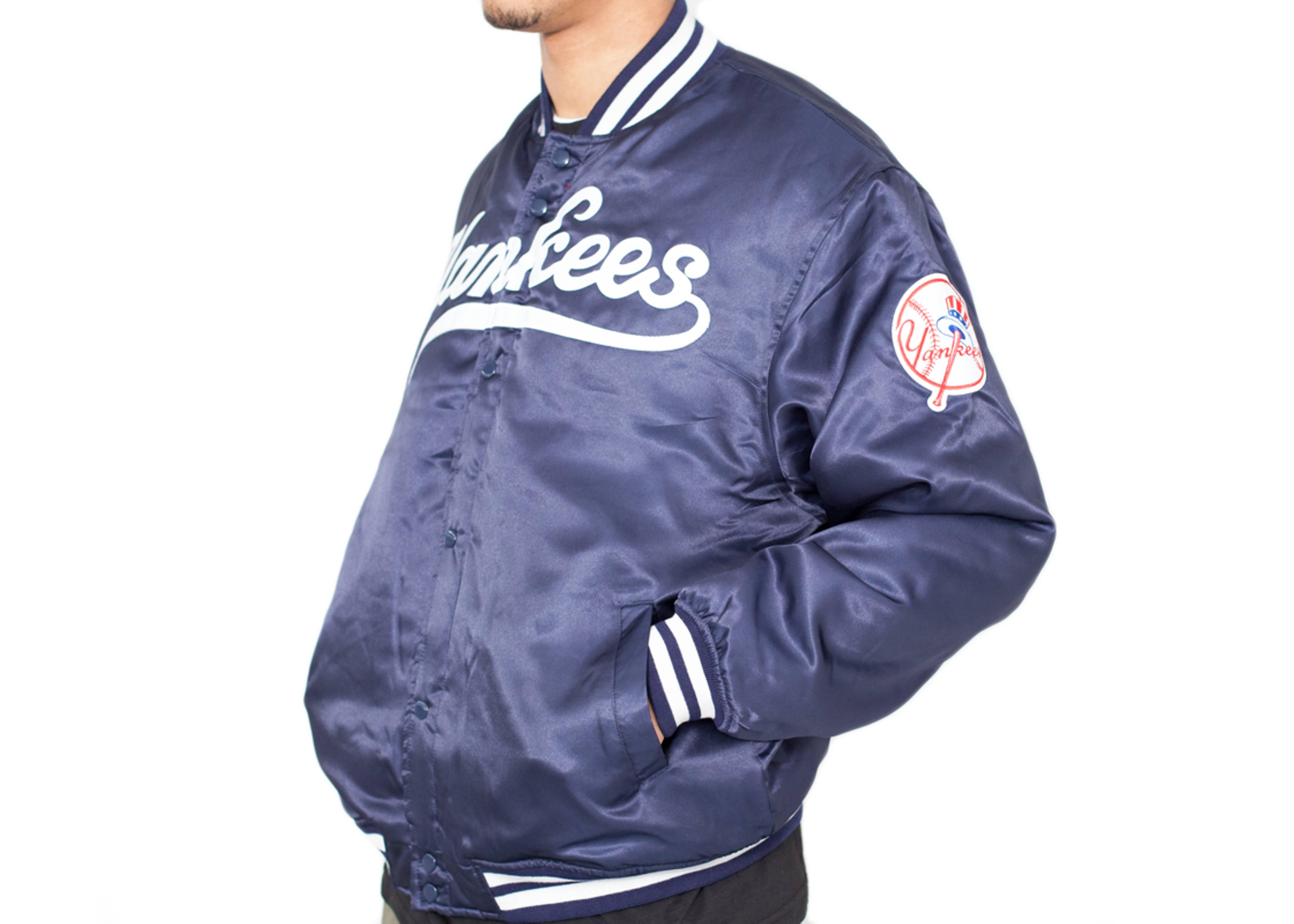 finest selection 79ac4 ef802 New York Yankees Mlb Satin Jacket - Mitchell & Ness - 43 ...