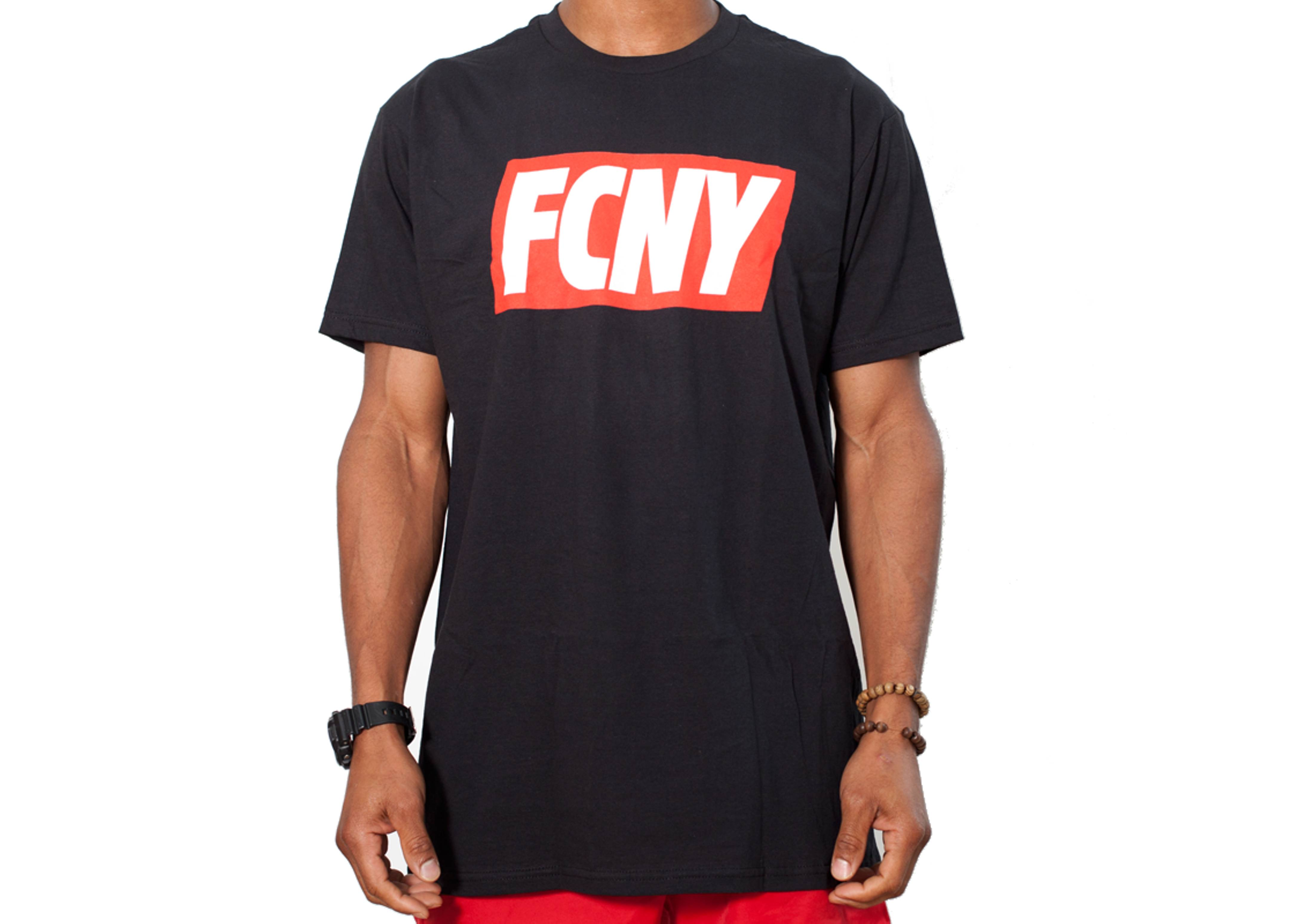 fcny red tab tee