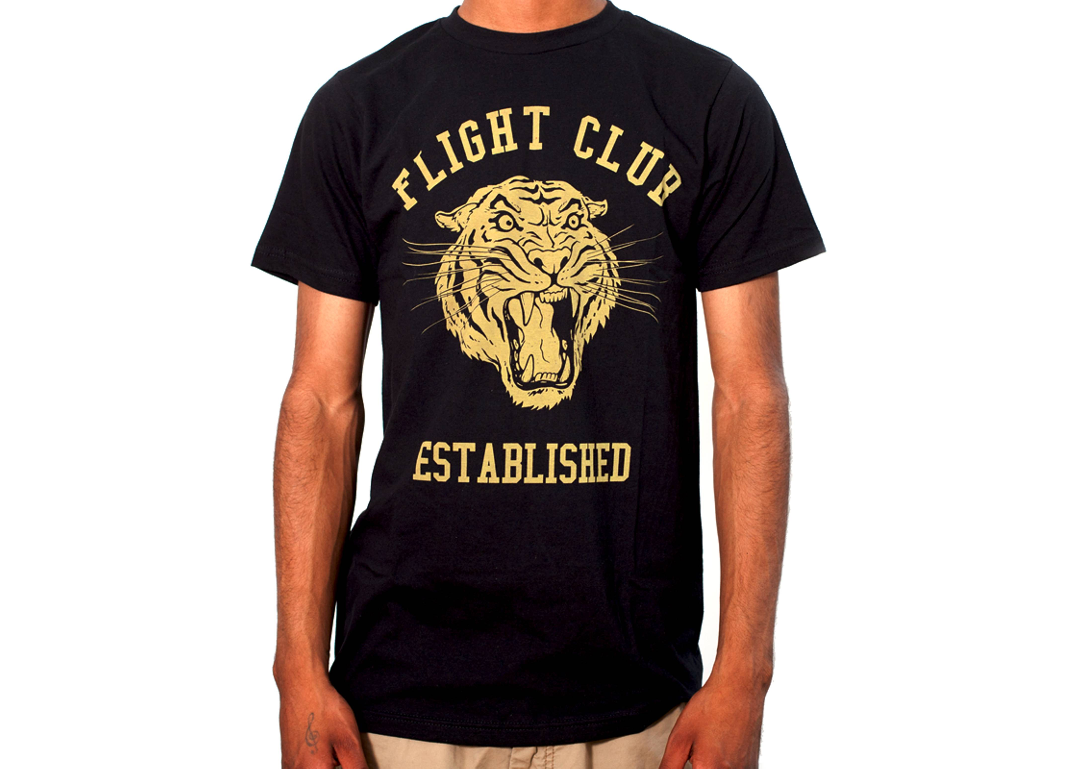 fcny tiger tee