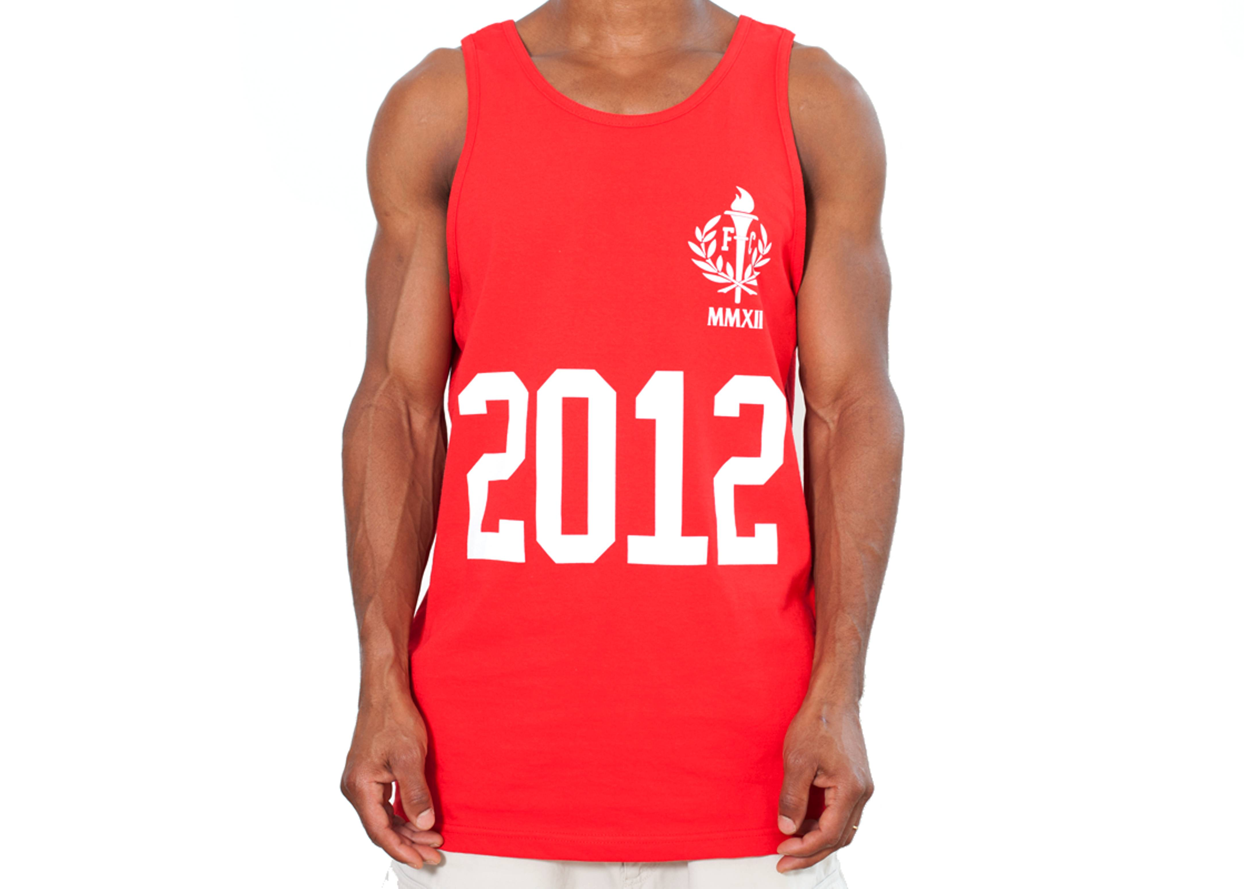 fcny 2012 tank top