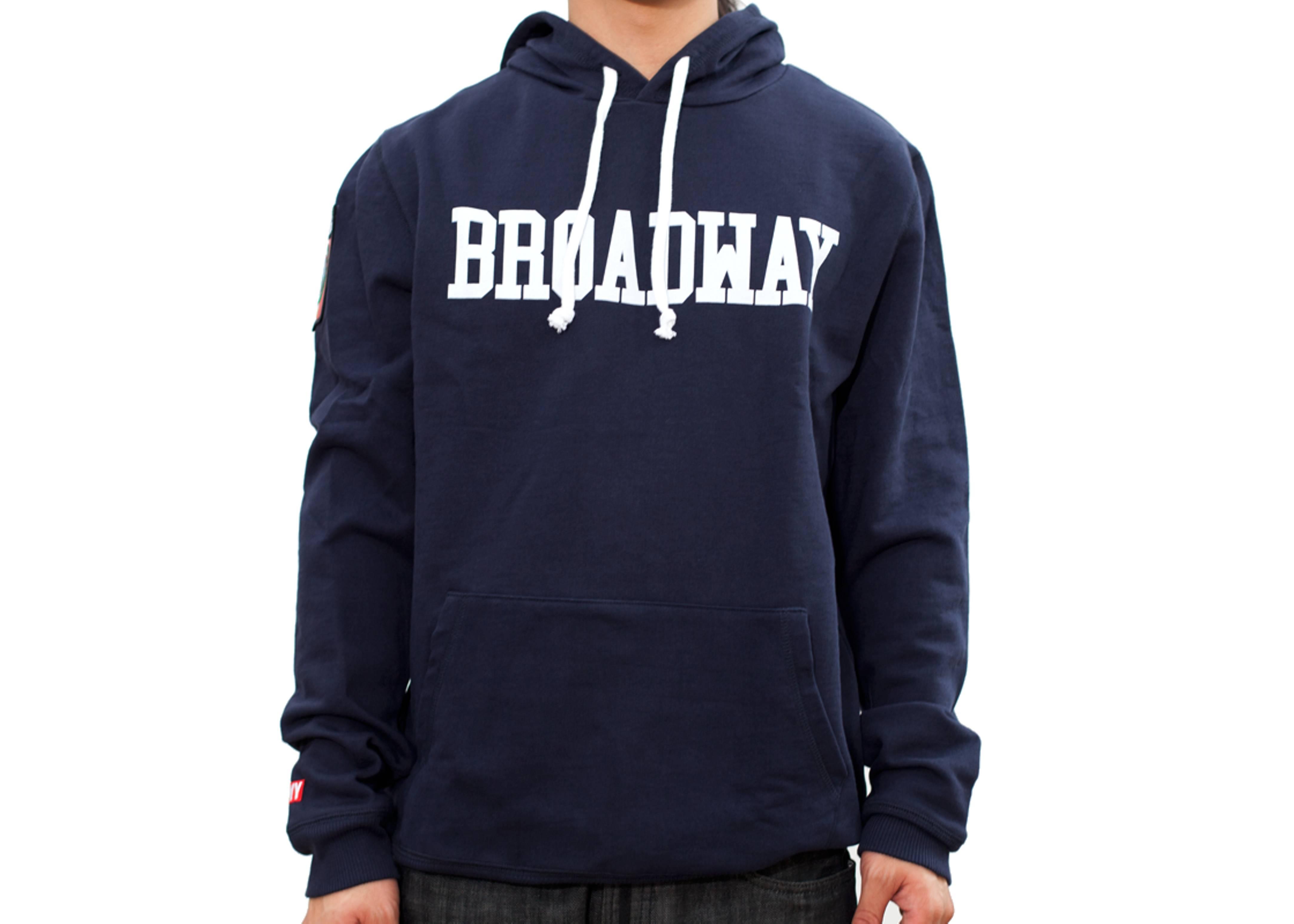 fcny broadway hoody