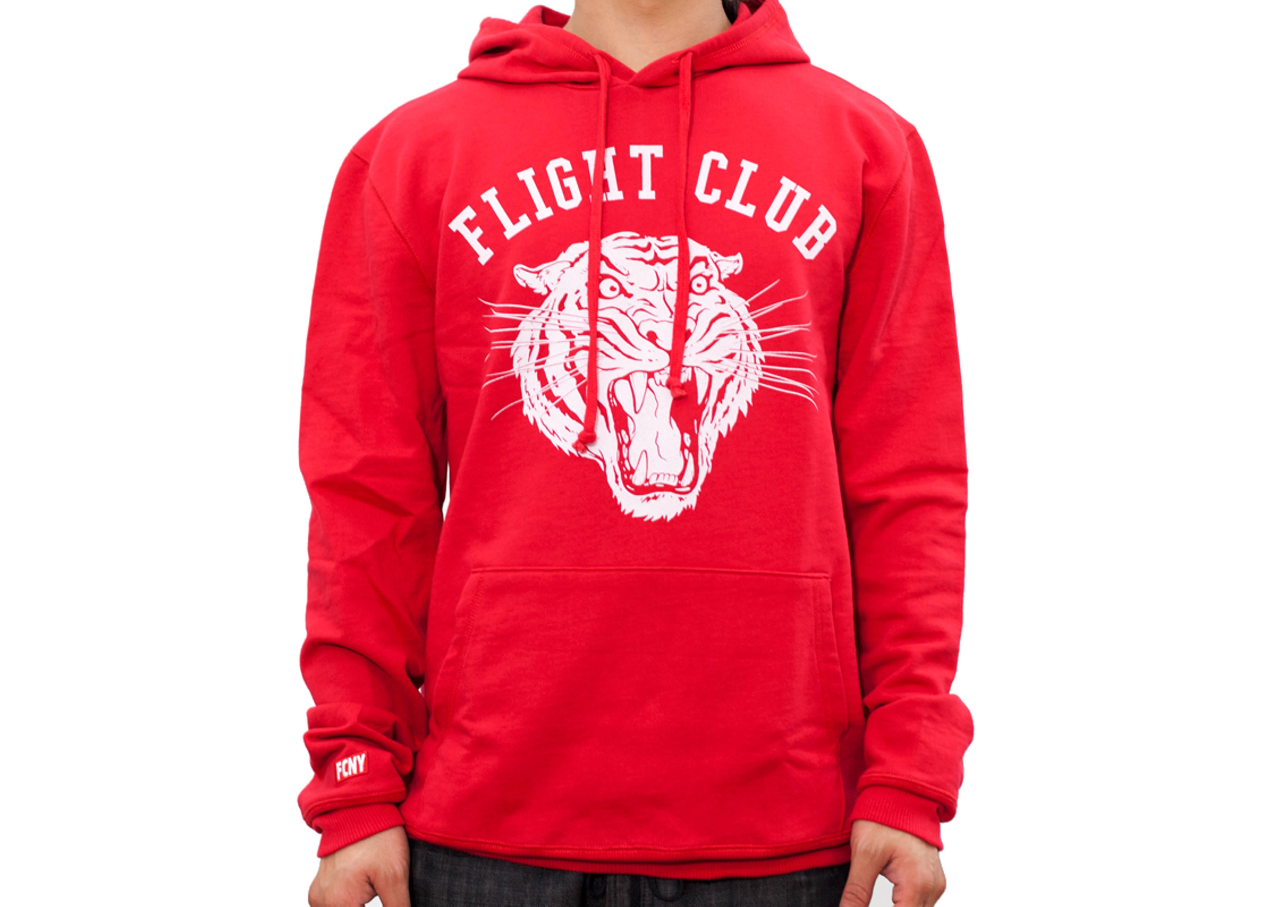 fcny tiger hoody