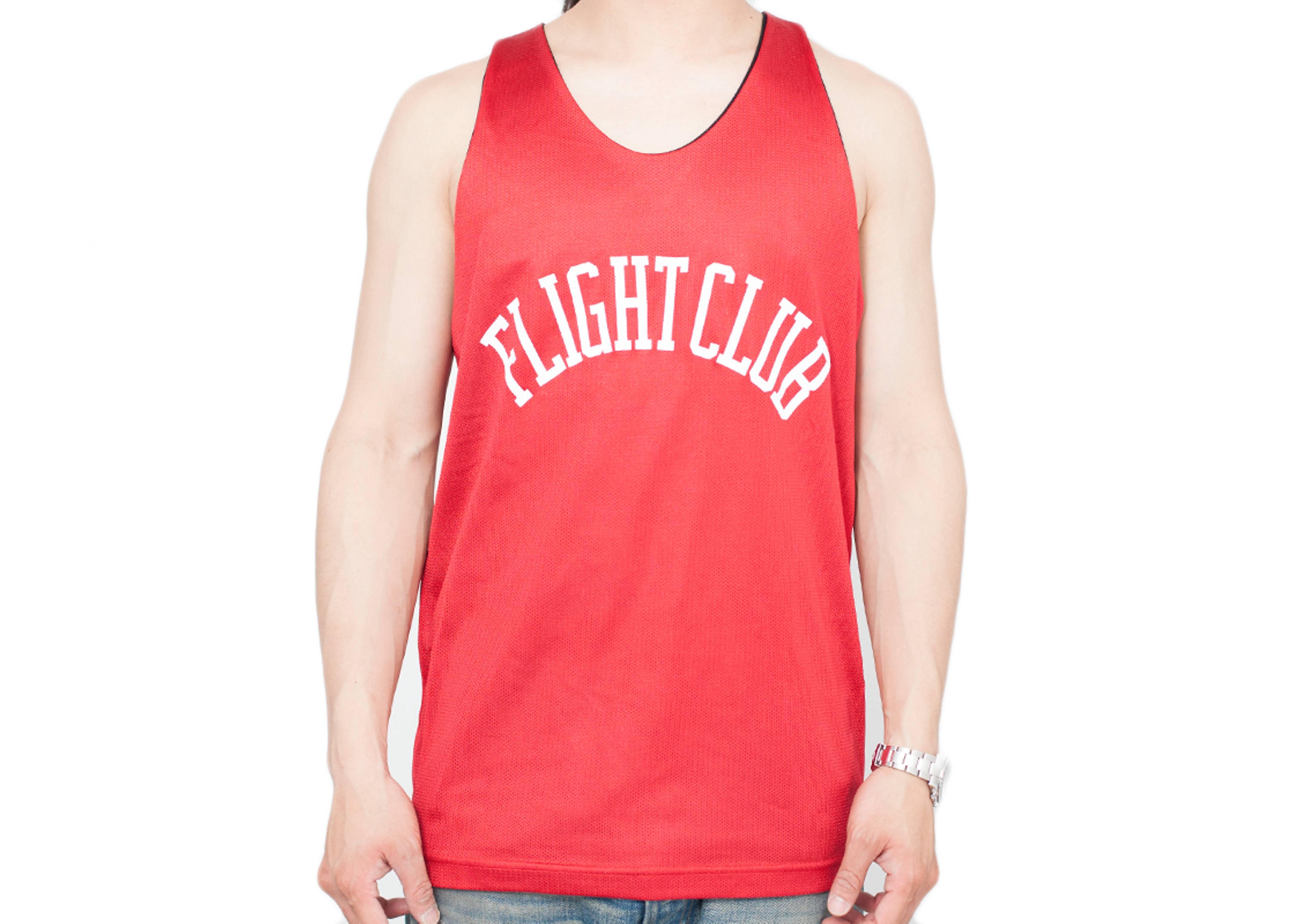 fcny split striper reversible jersey
