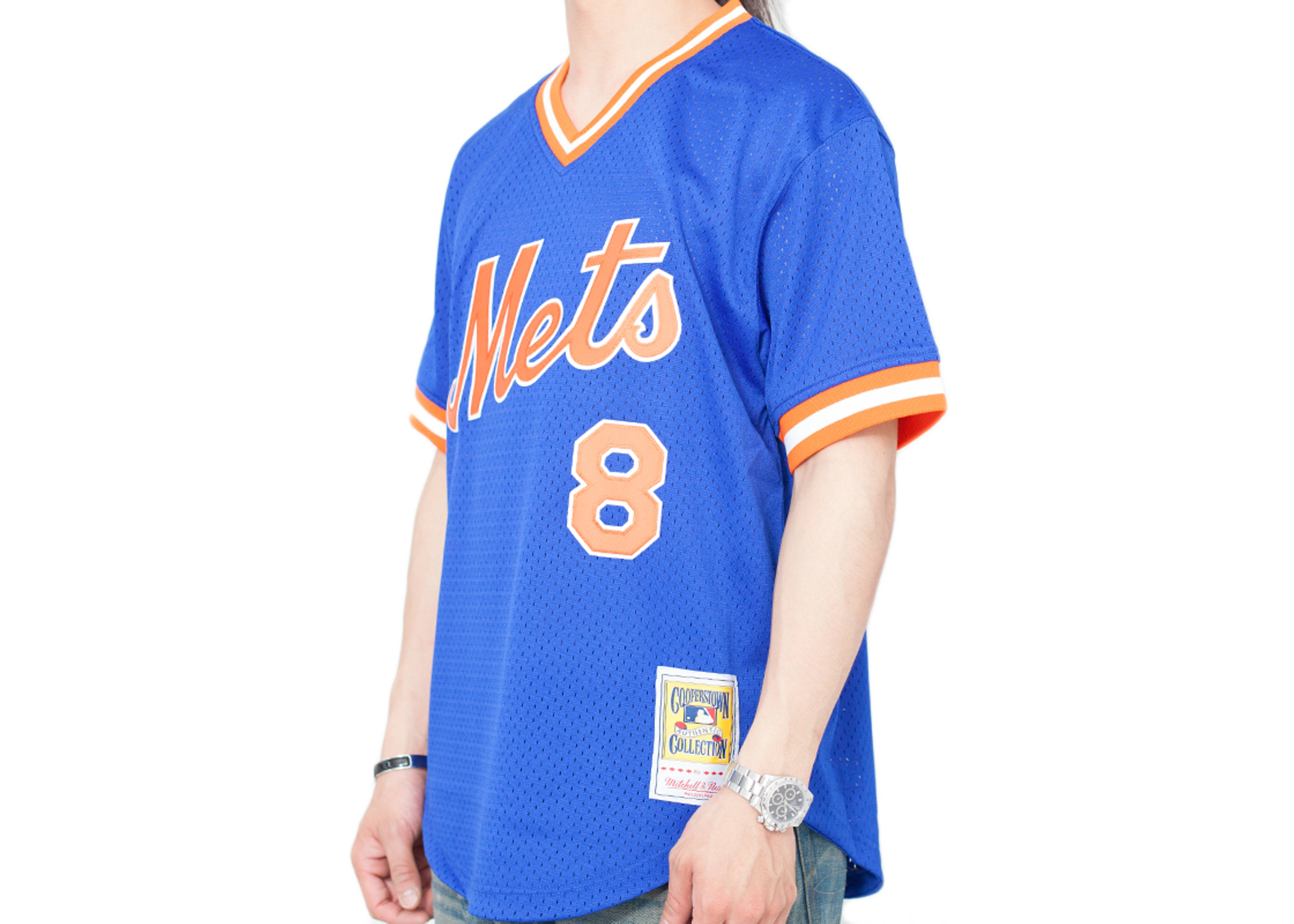 new styles 29ebe 677b5 New York Mets Authentic Mesh Bp Jersey