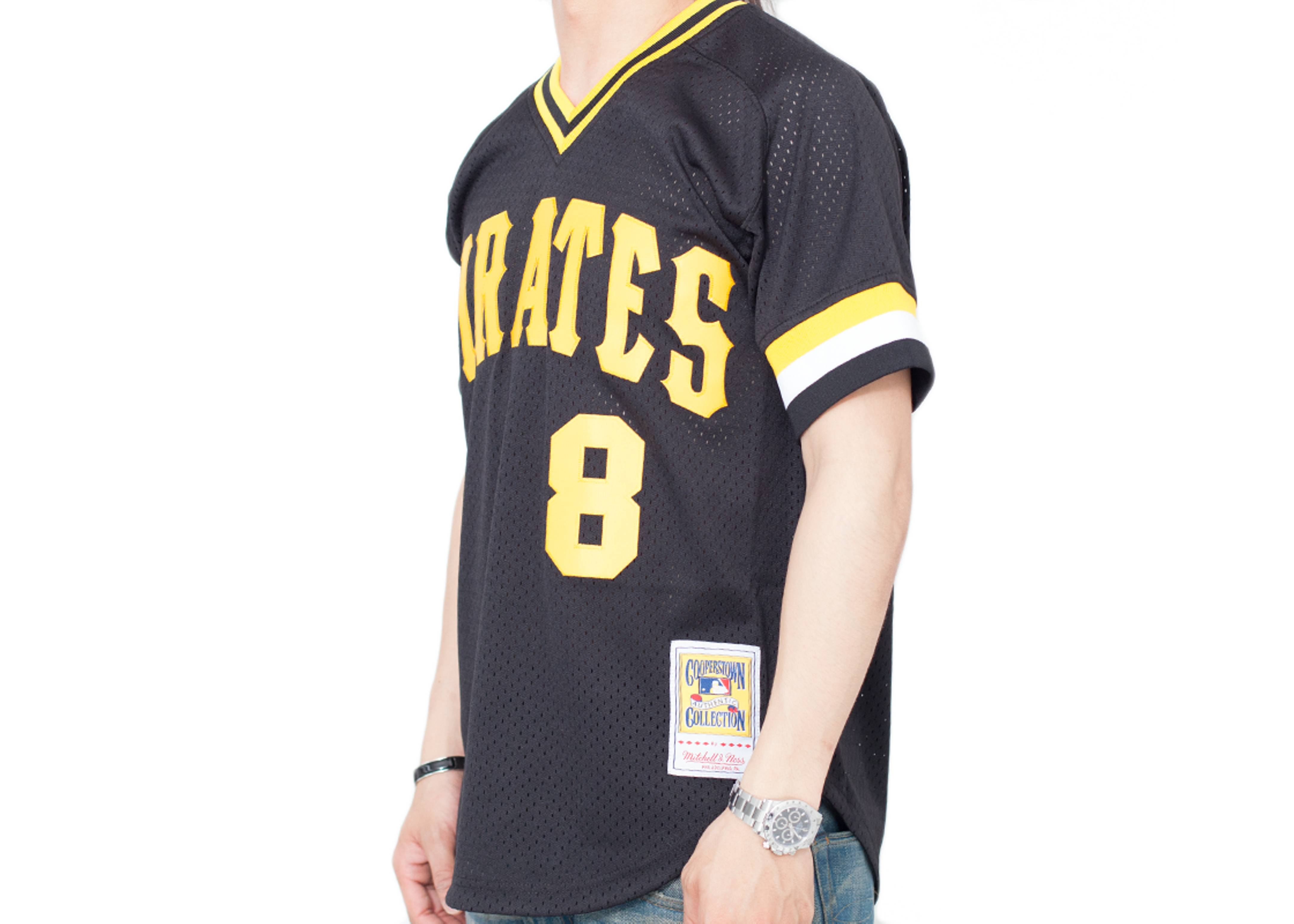 watch 162b3 8a5a4 Pittsburgh Pirates Authentic Mesh Bp