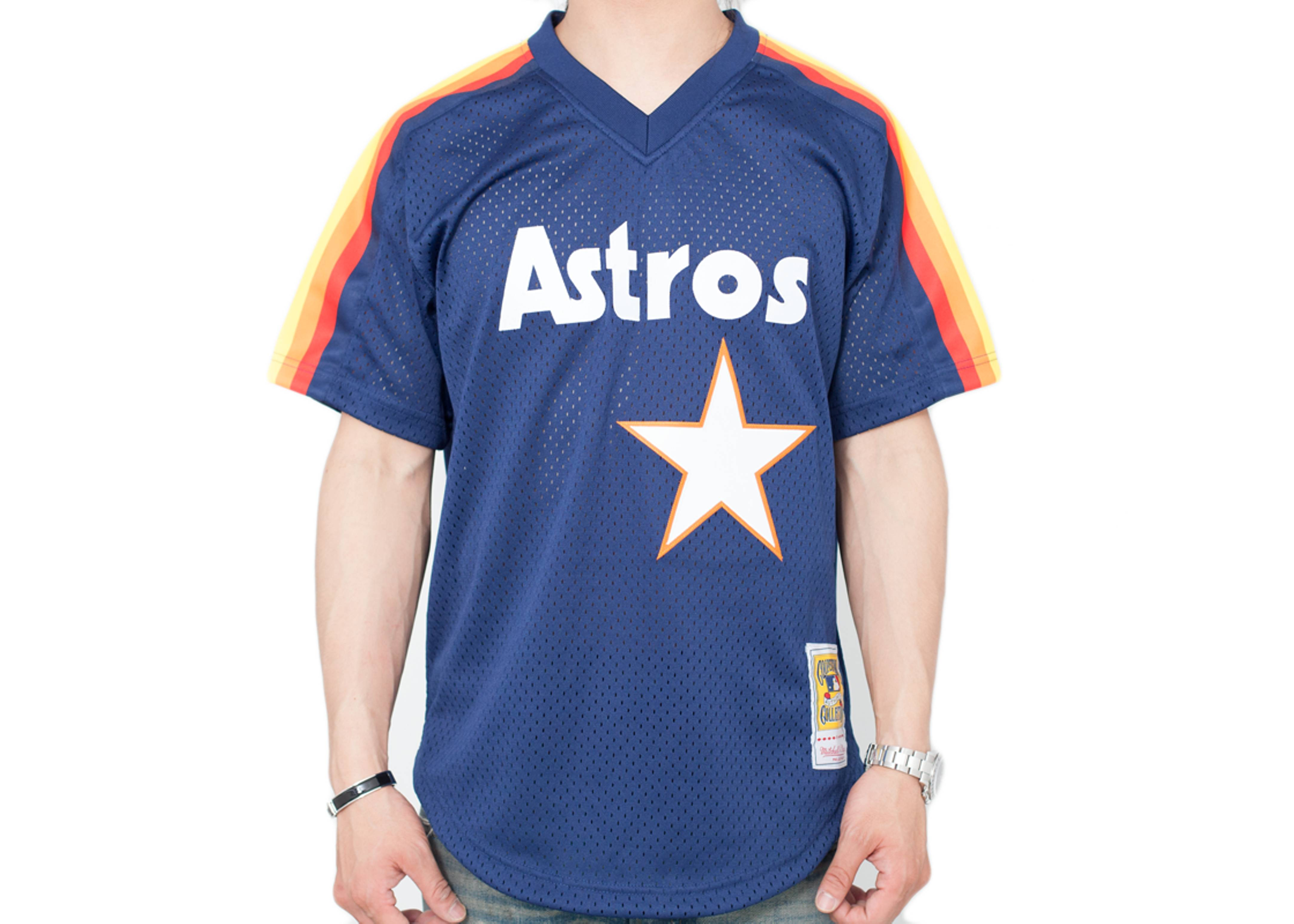 "houston astros authentic mesh bp jersey ""1988 nolan ryan"""
