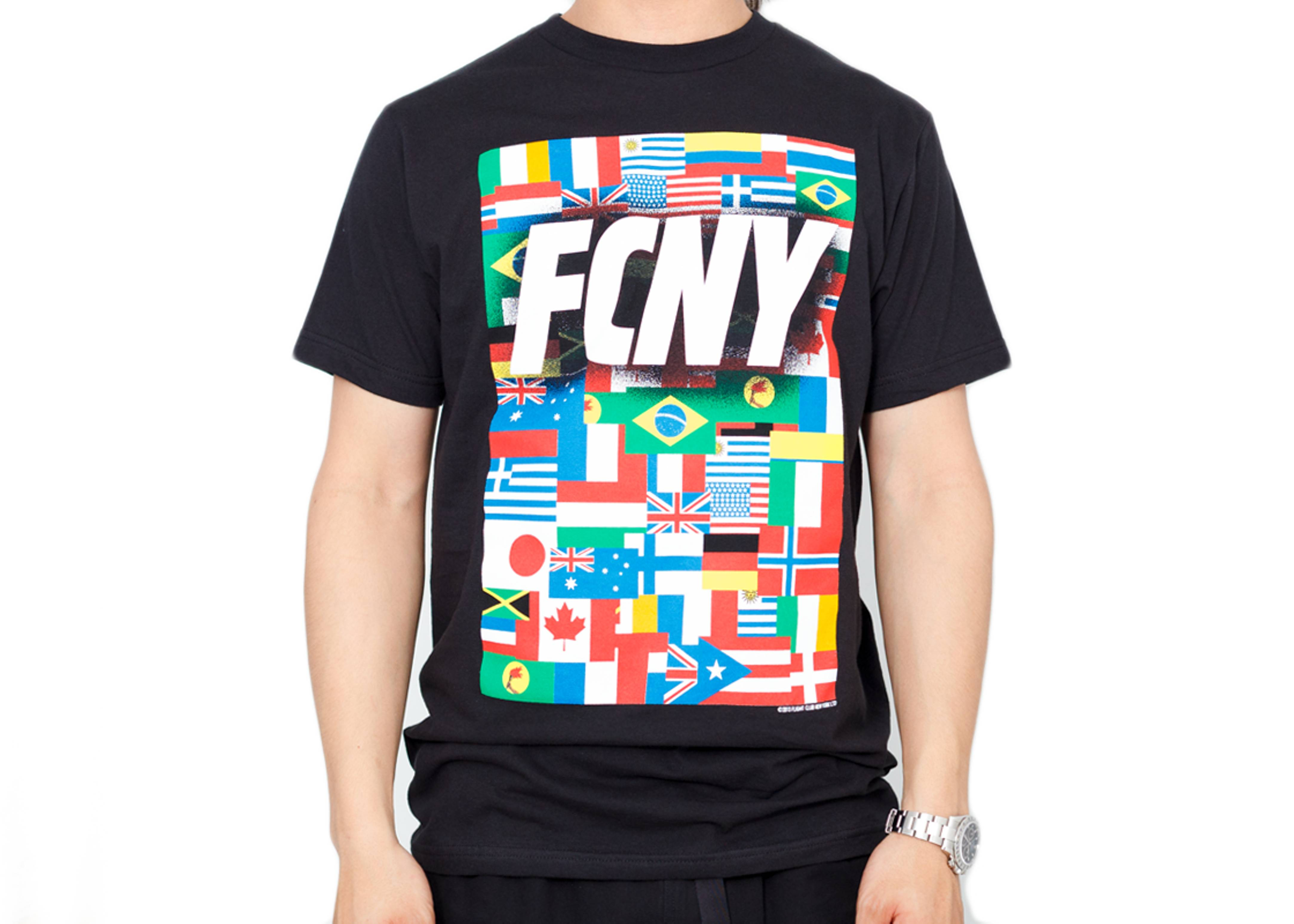 "international t-shirt ""flags"""