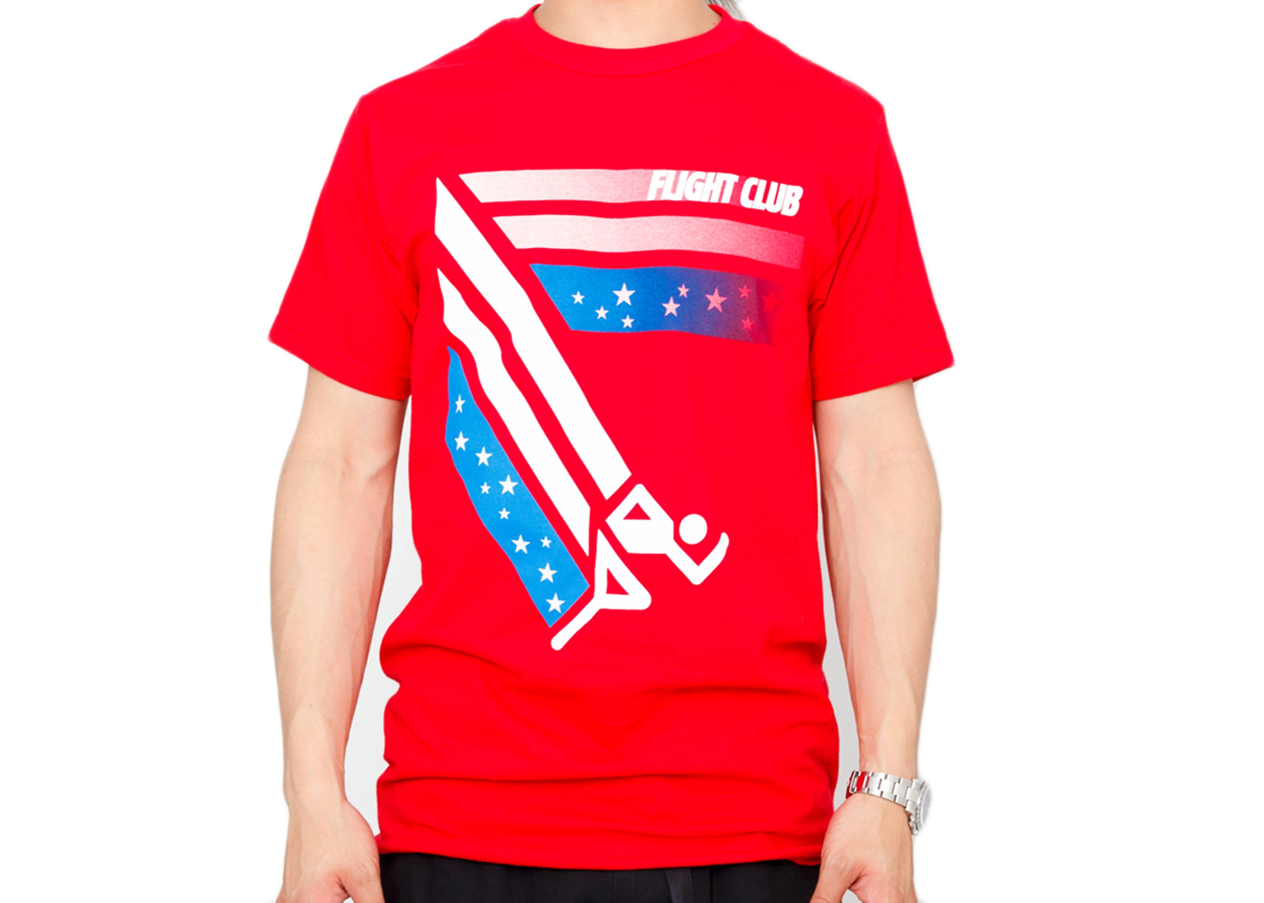 """international t-shirt """"u.s.a"""""""