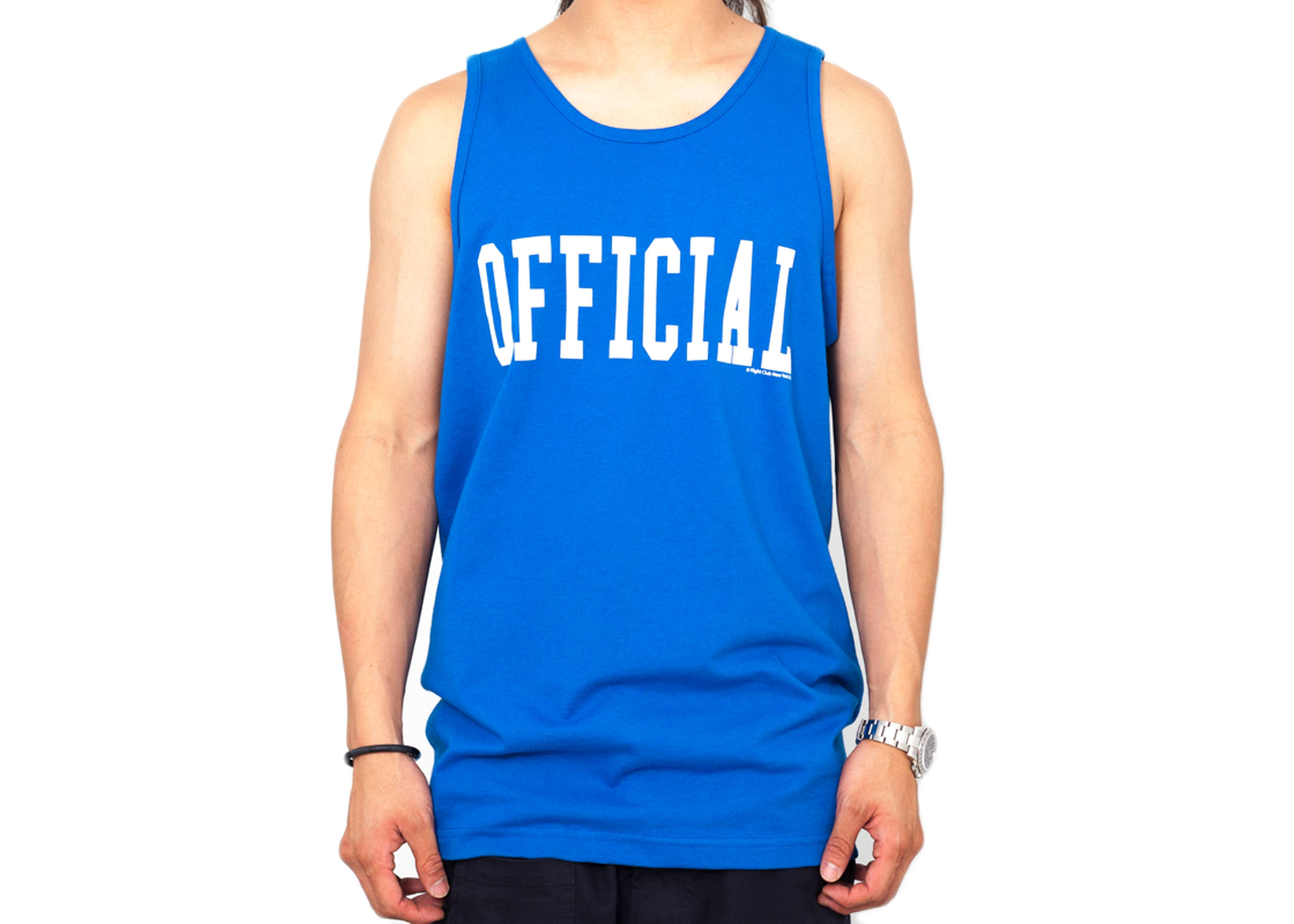 official tank