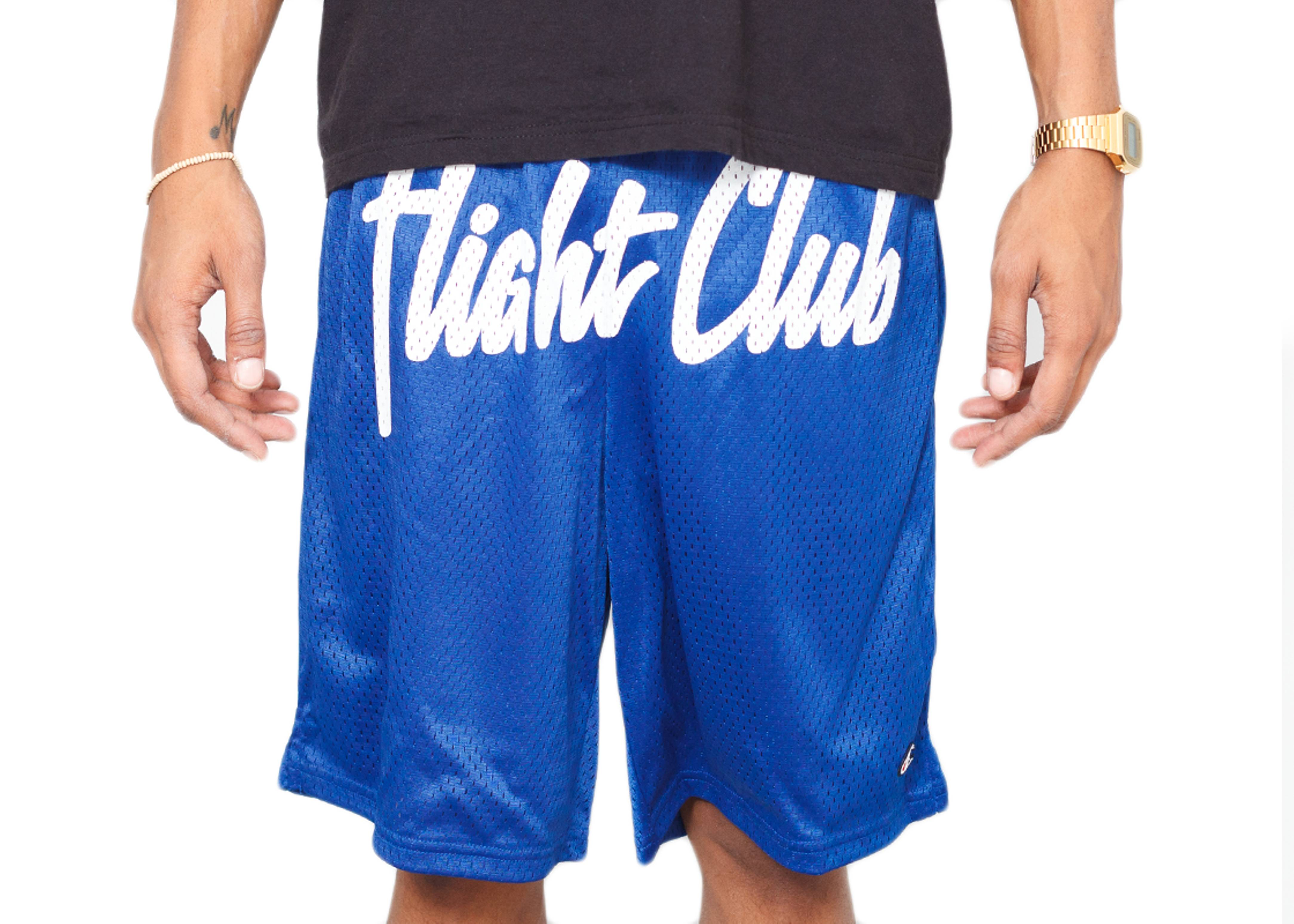script champion basketball shorts