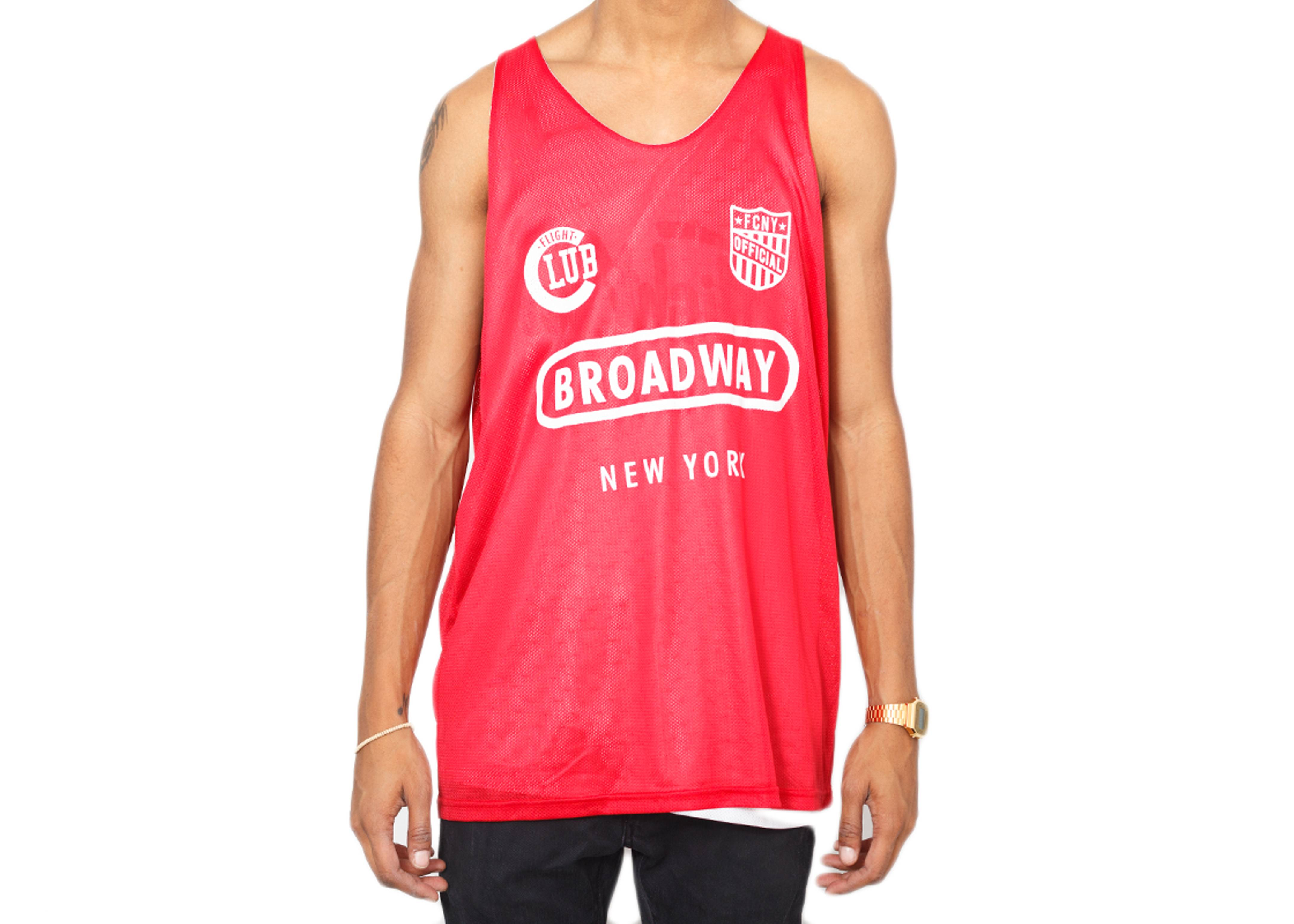 fcny broadway reversible jersey