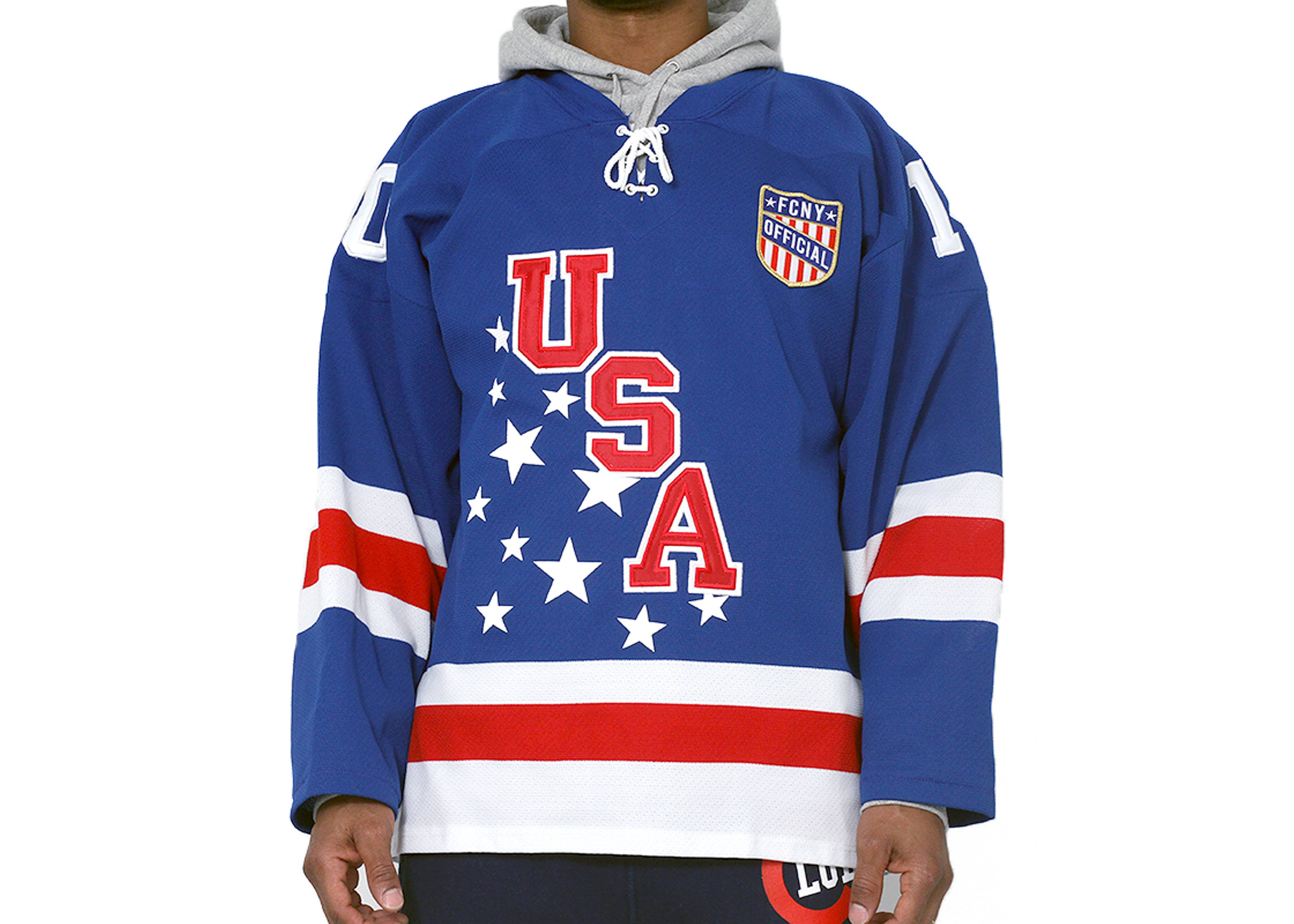 36f0e22c75d1 Usa Hockey Jersey