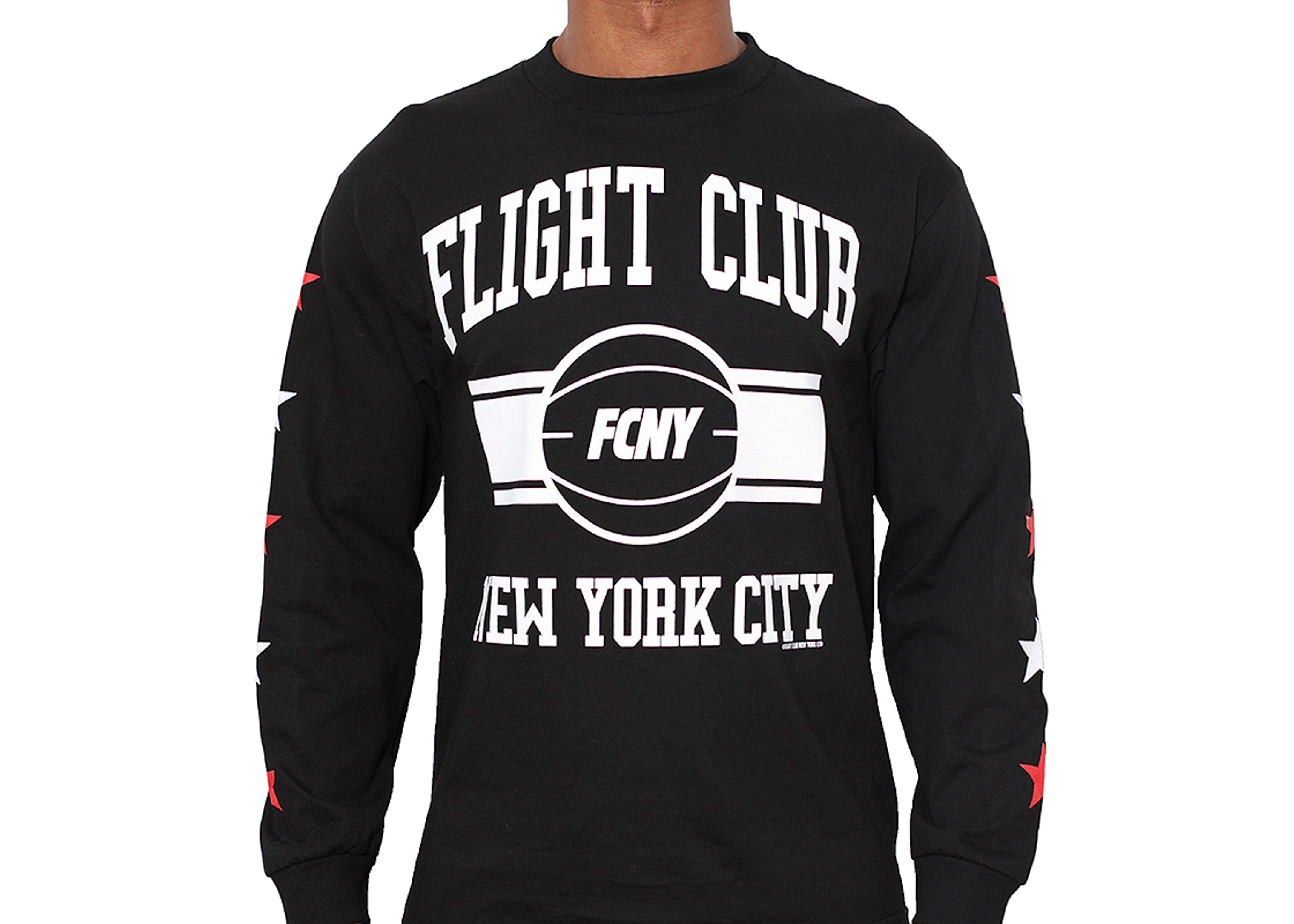 fcny star long sleeve tee