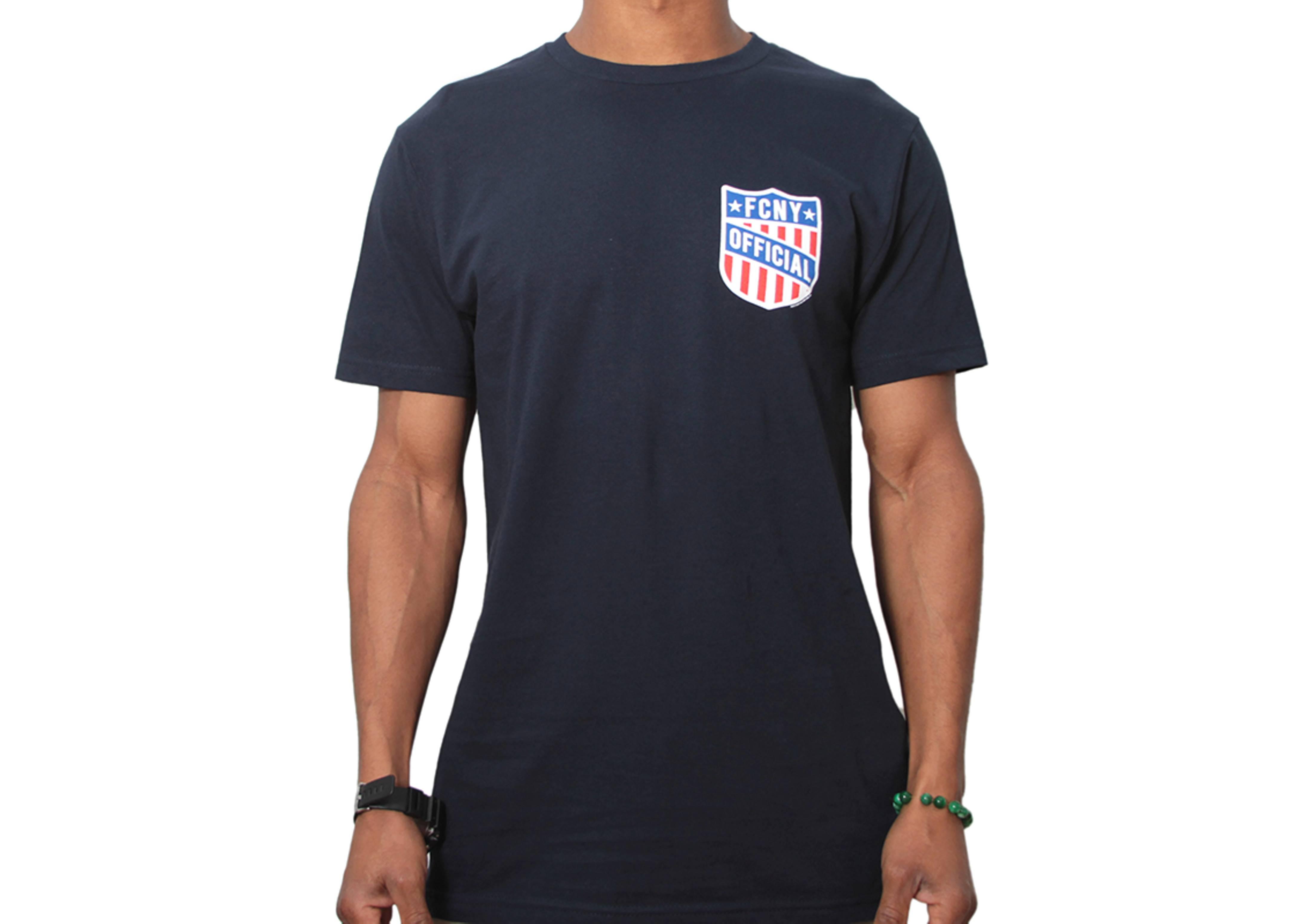 fcny shield t-shirt