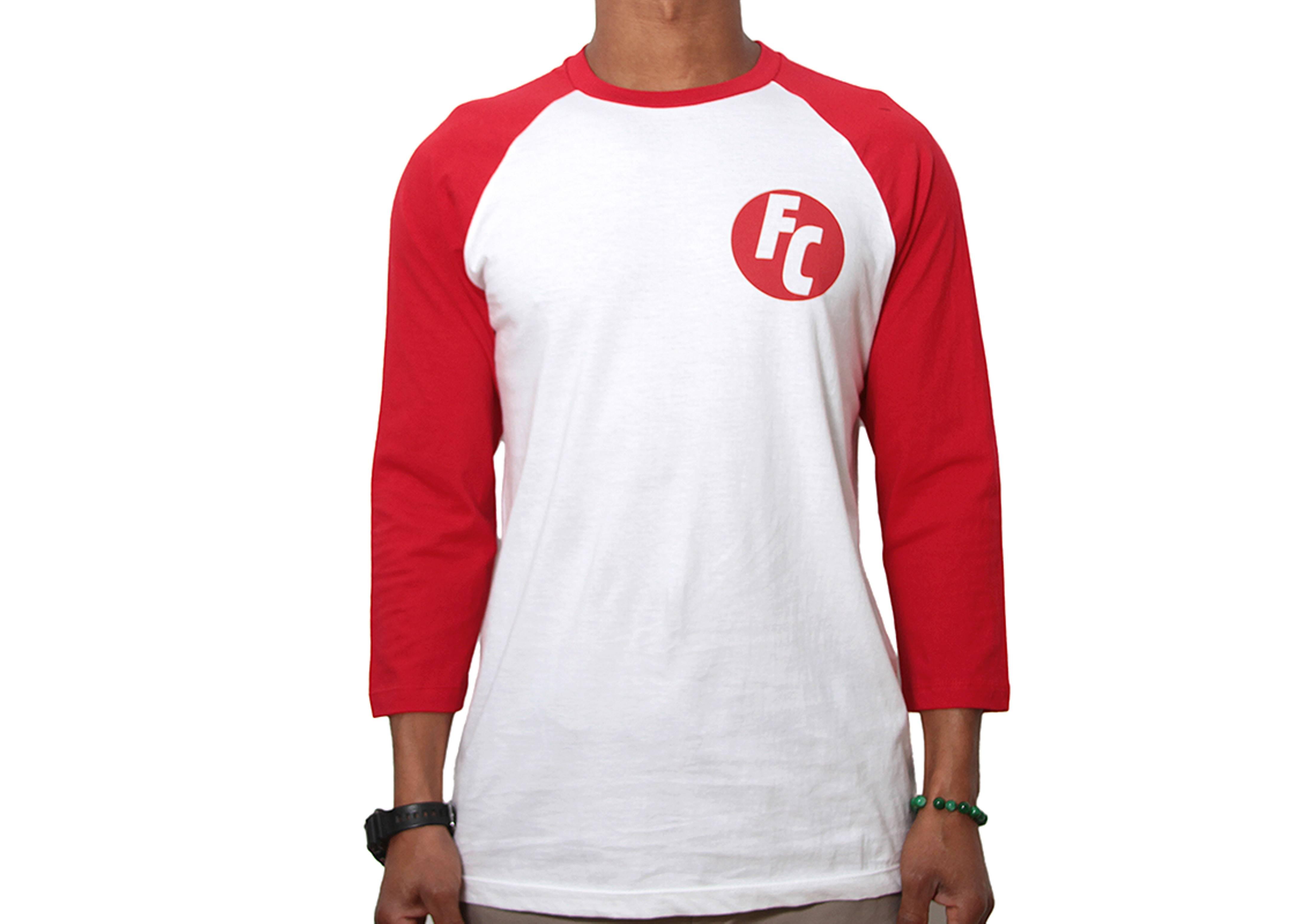 motorsports raglan t-shirt