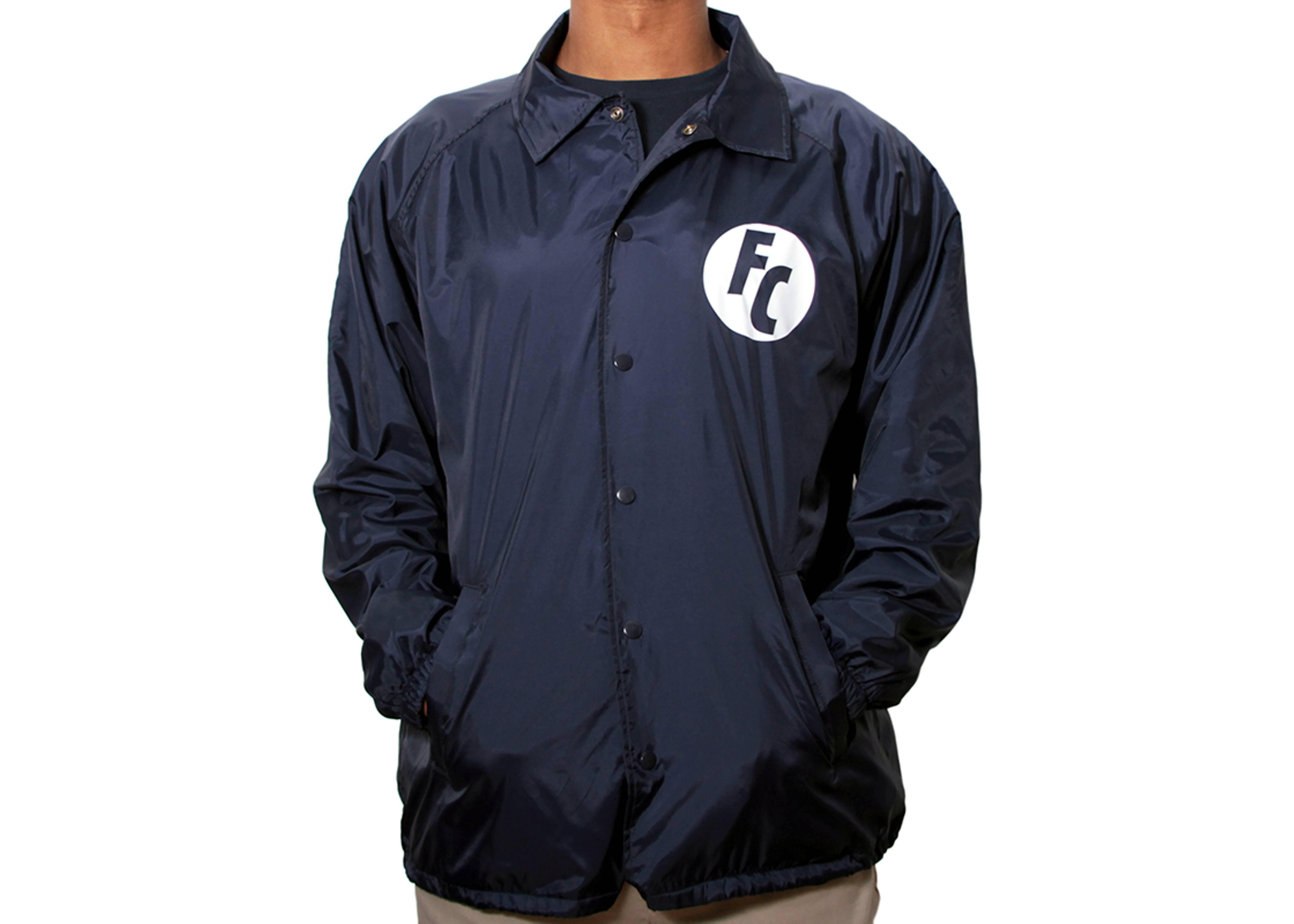 formula coach jacket