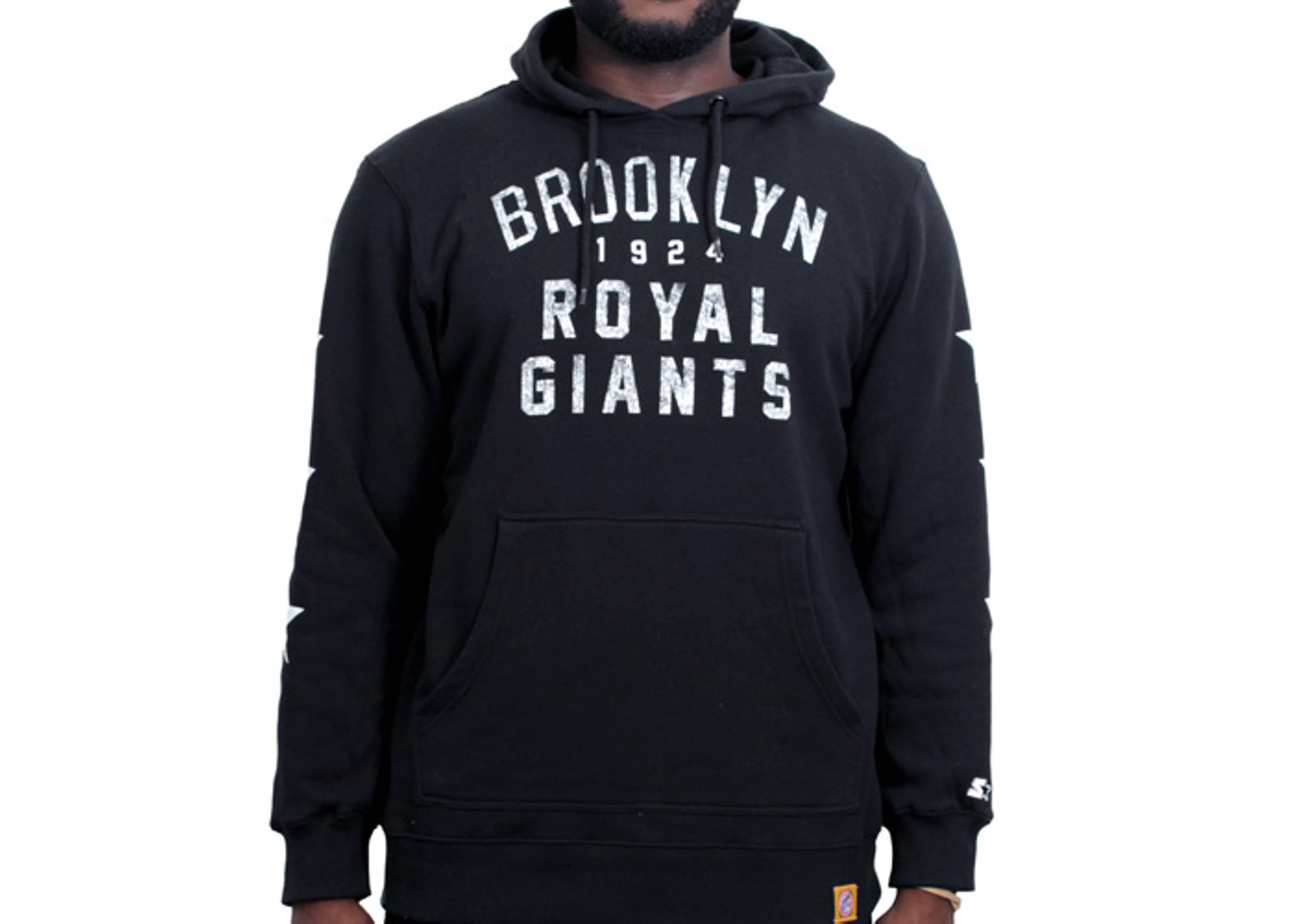 "brooklyn royal giants hoody ""negro league"""