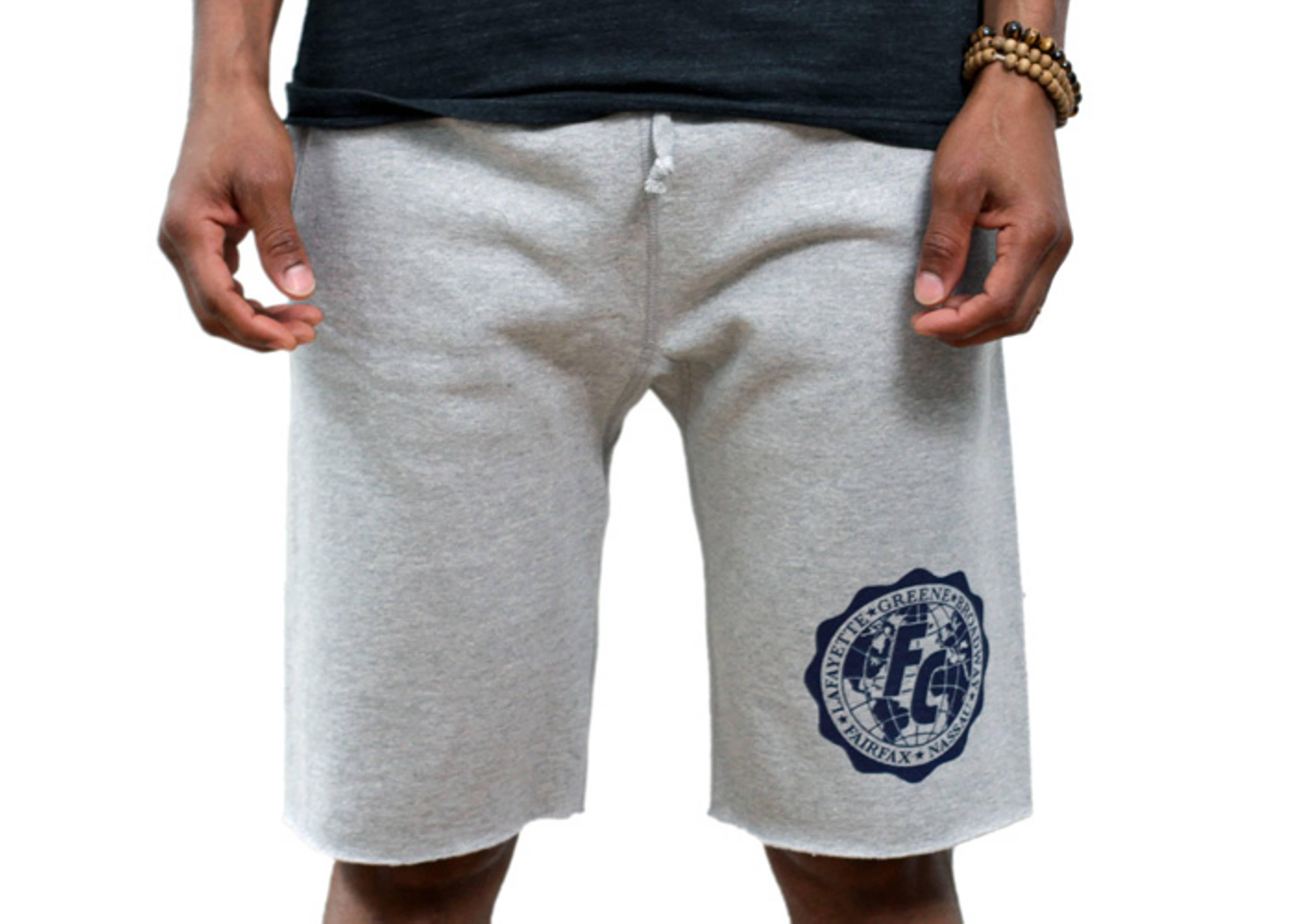 signet sweat shorts