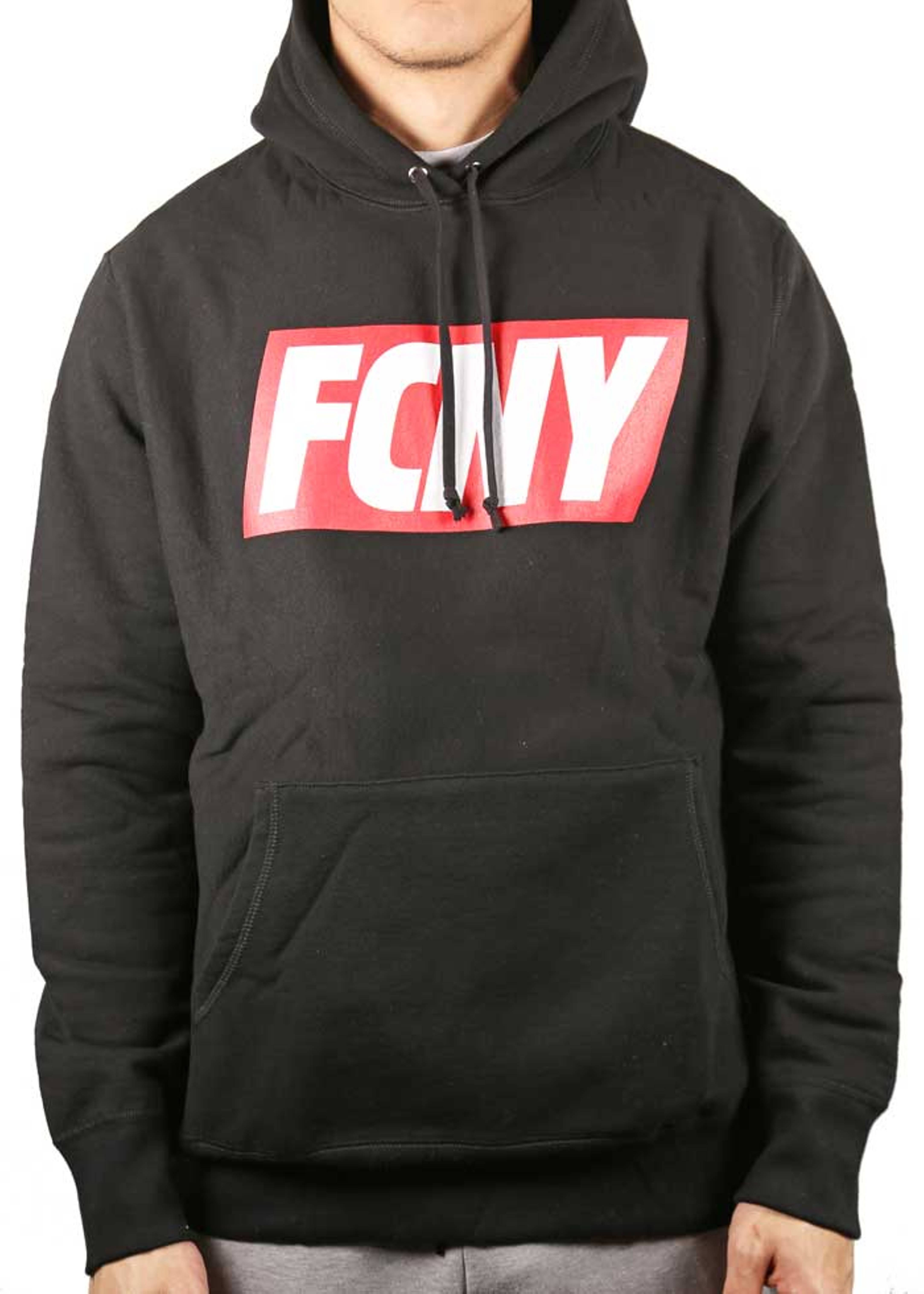 fcny red tab hoody