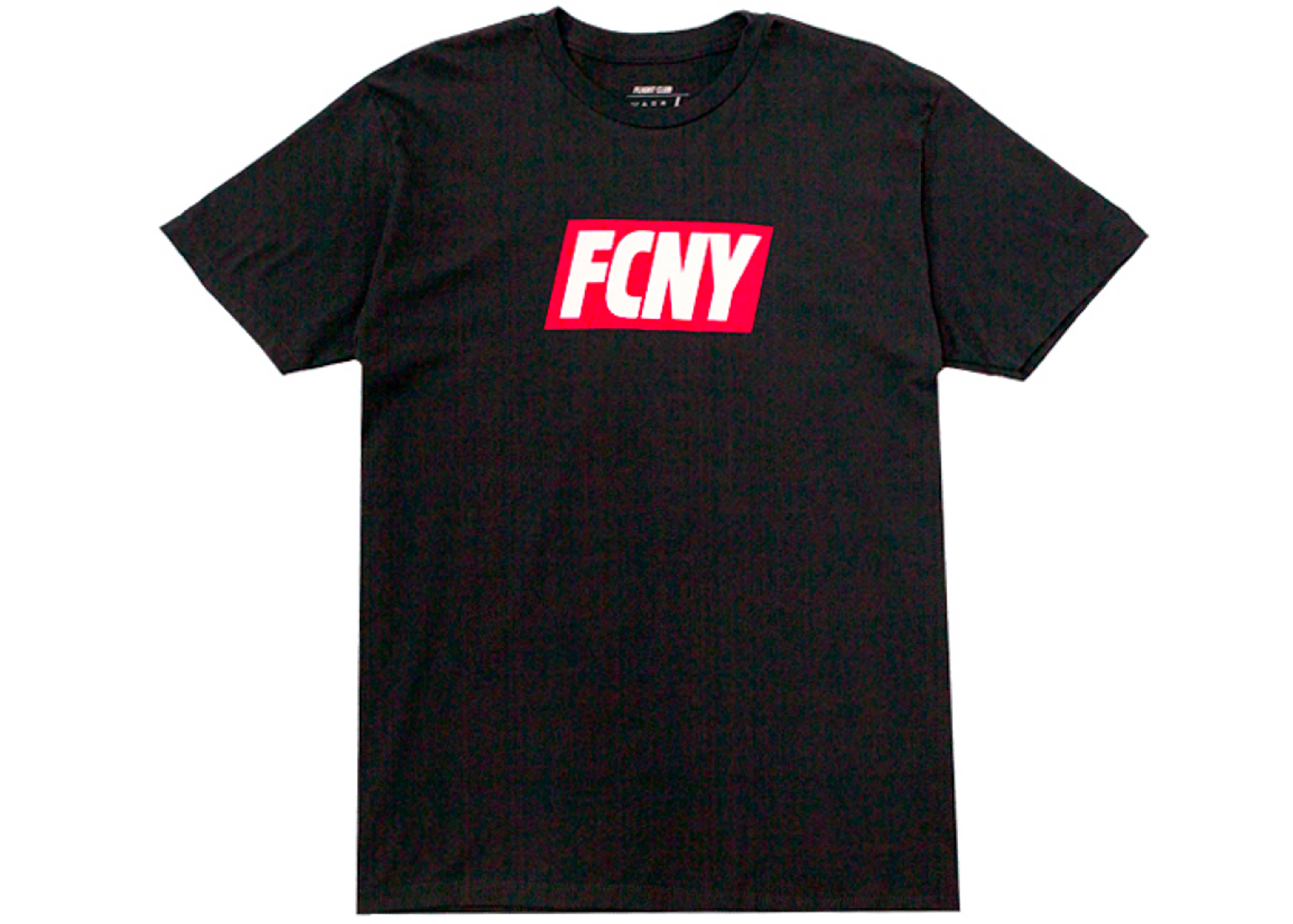 fcny red tab t-shirt