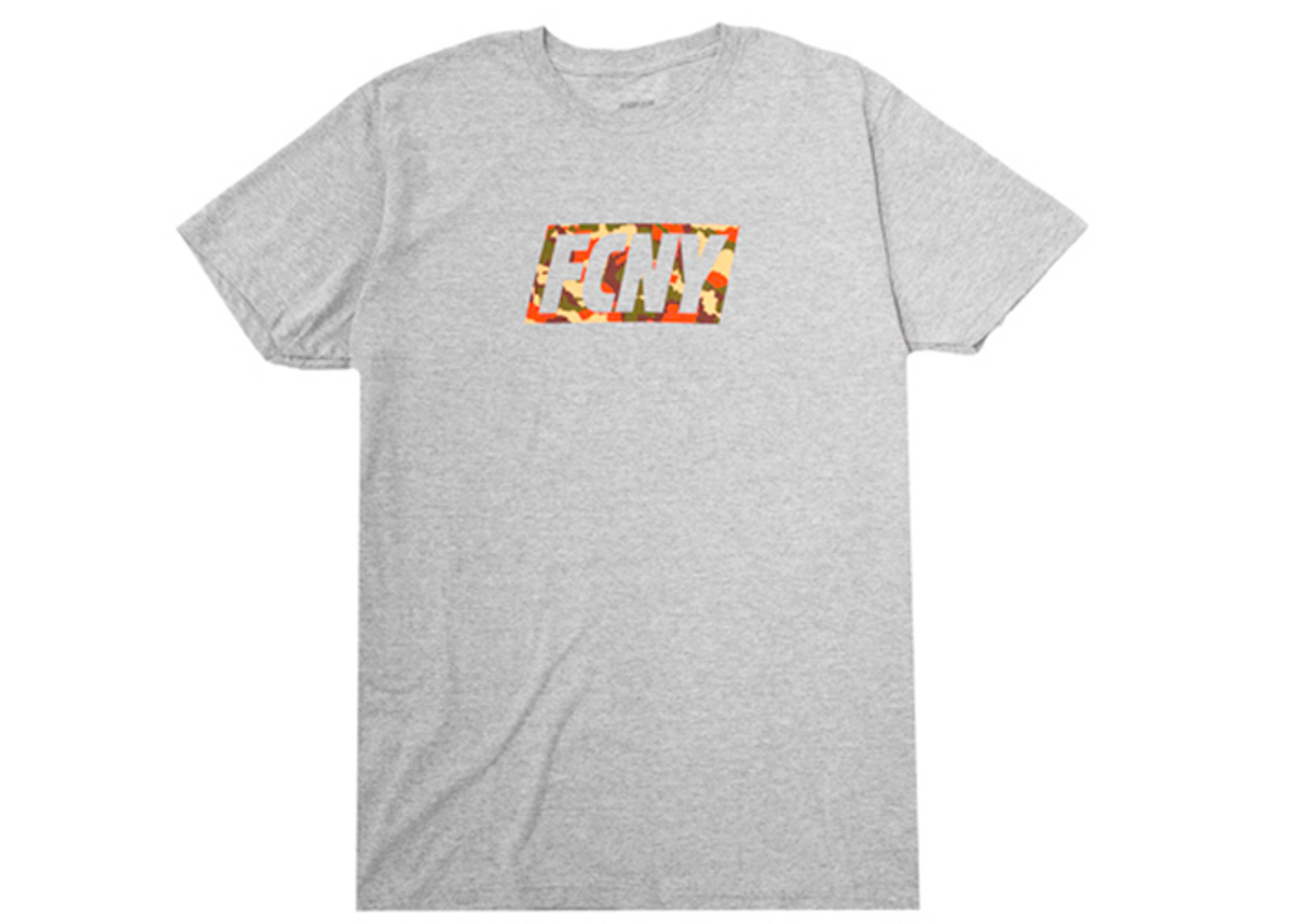 fcny camo red tab t-shirt