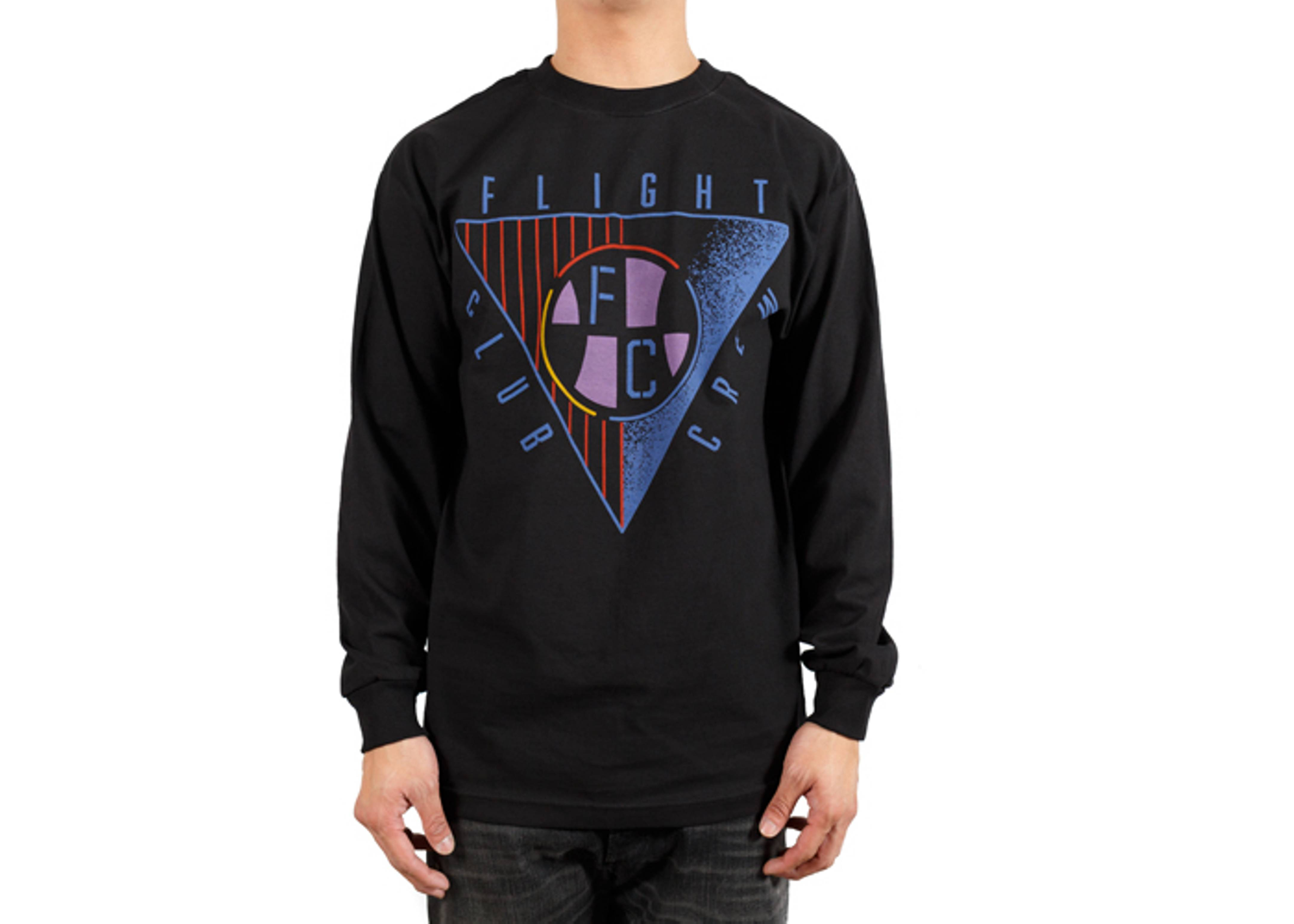 tri fade long sleeve