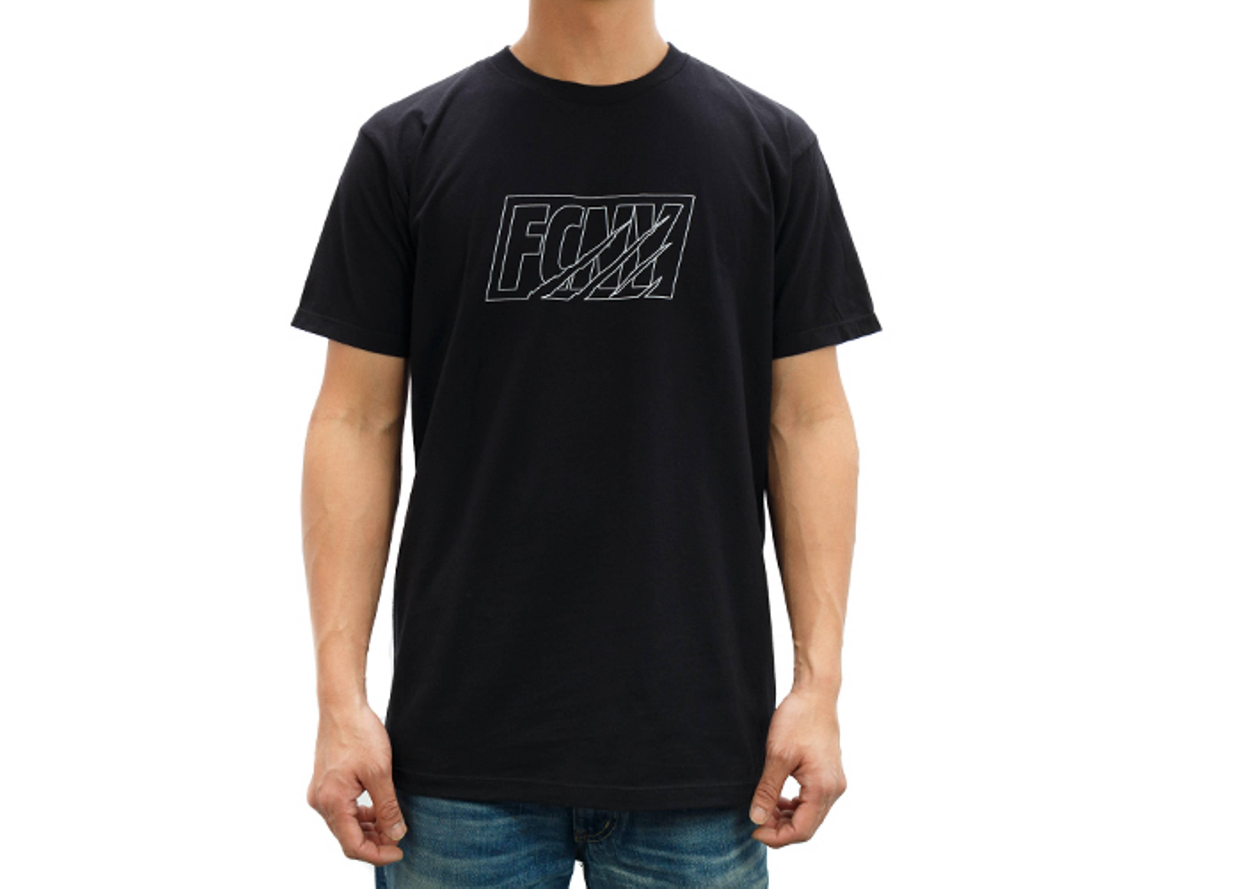 fcny black cat t-shirt