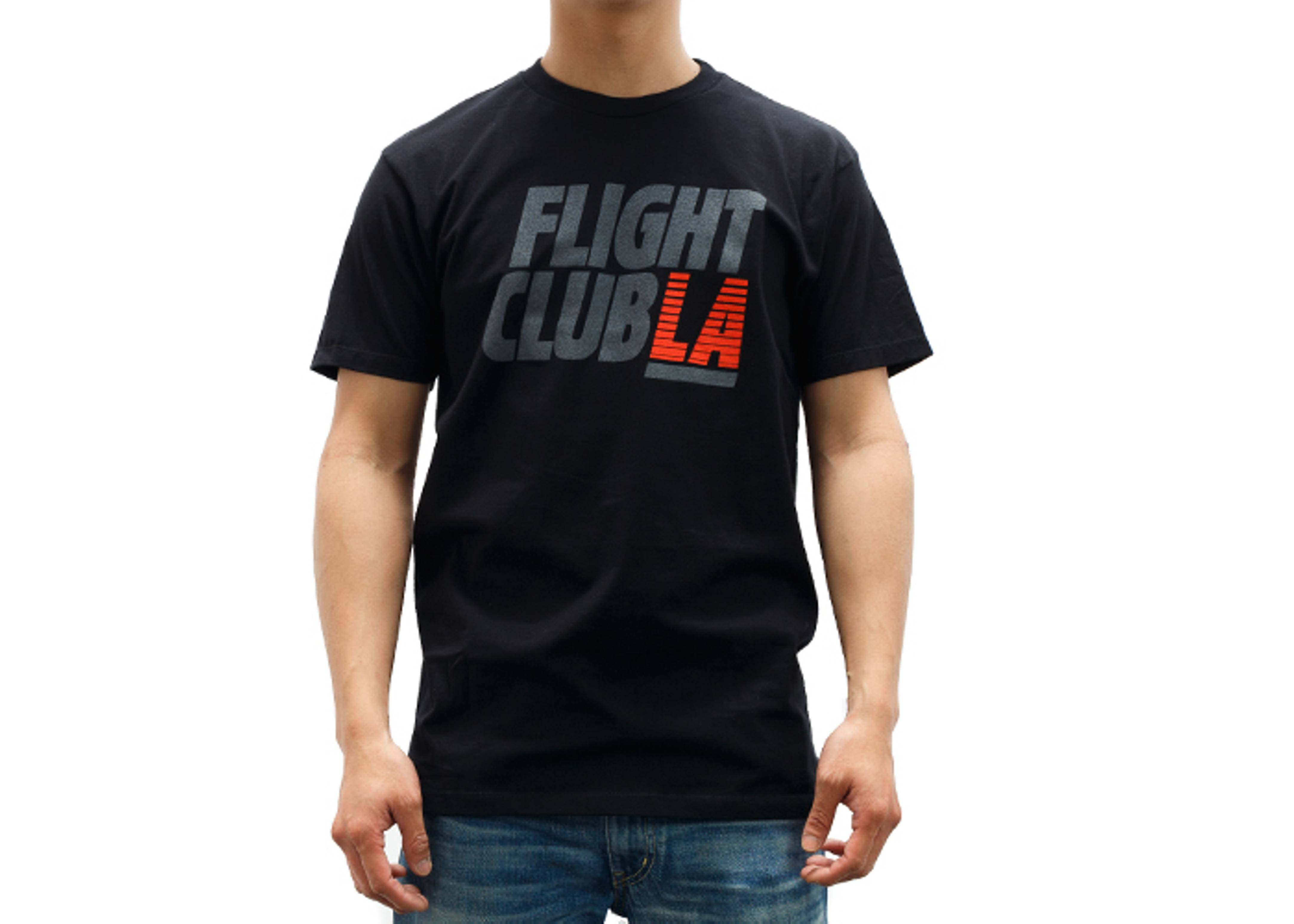 la stacked t-shirt