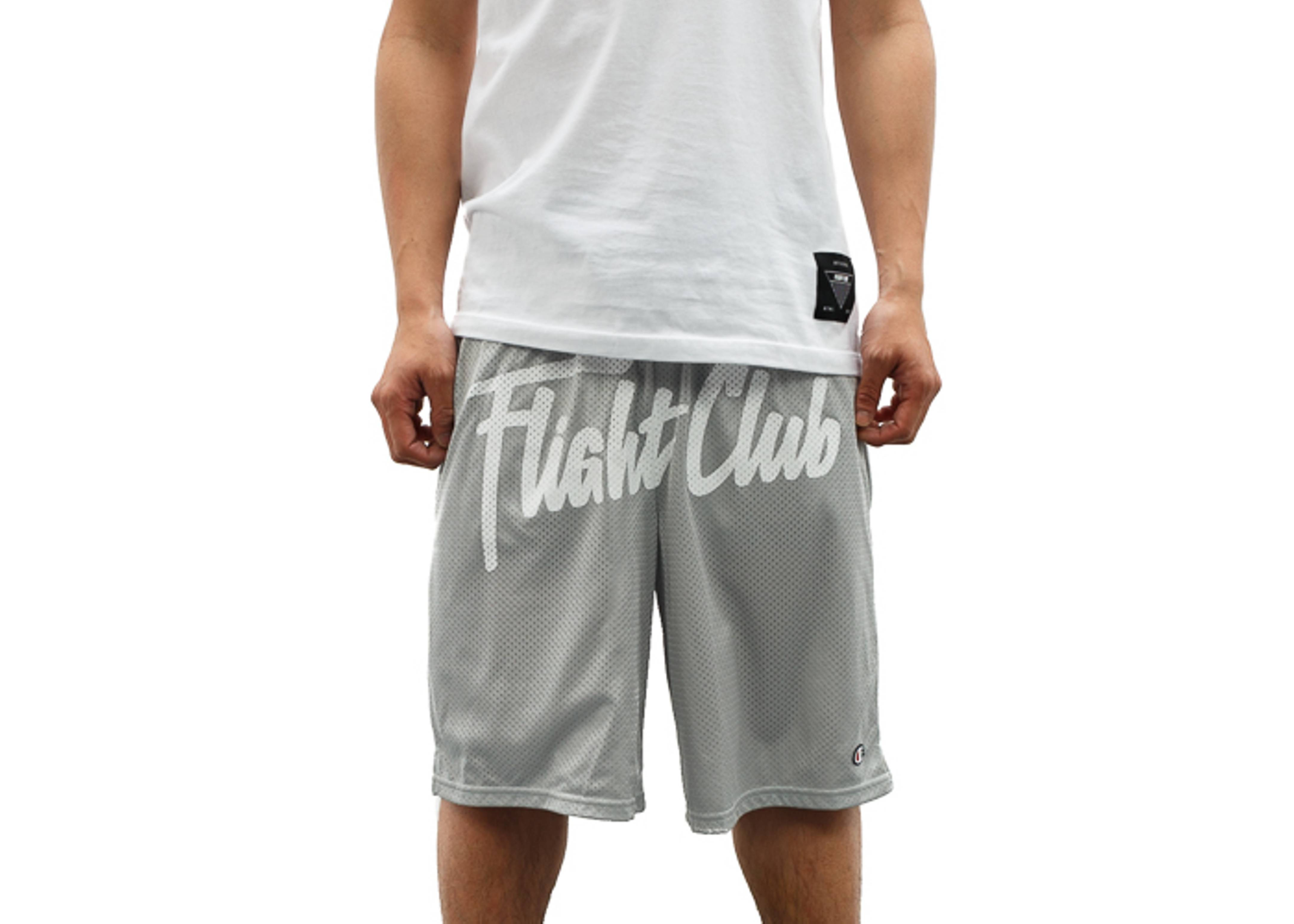 big script champion shorts