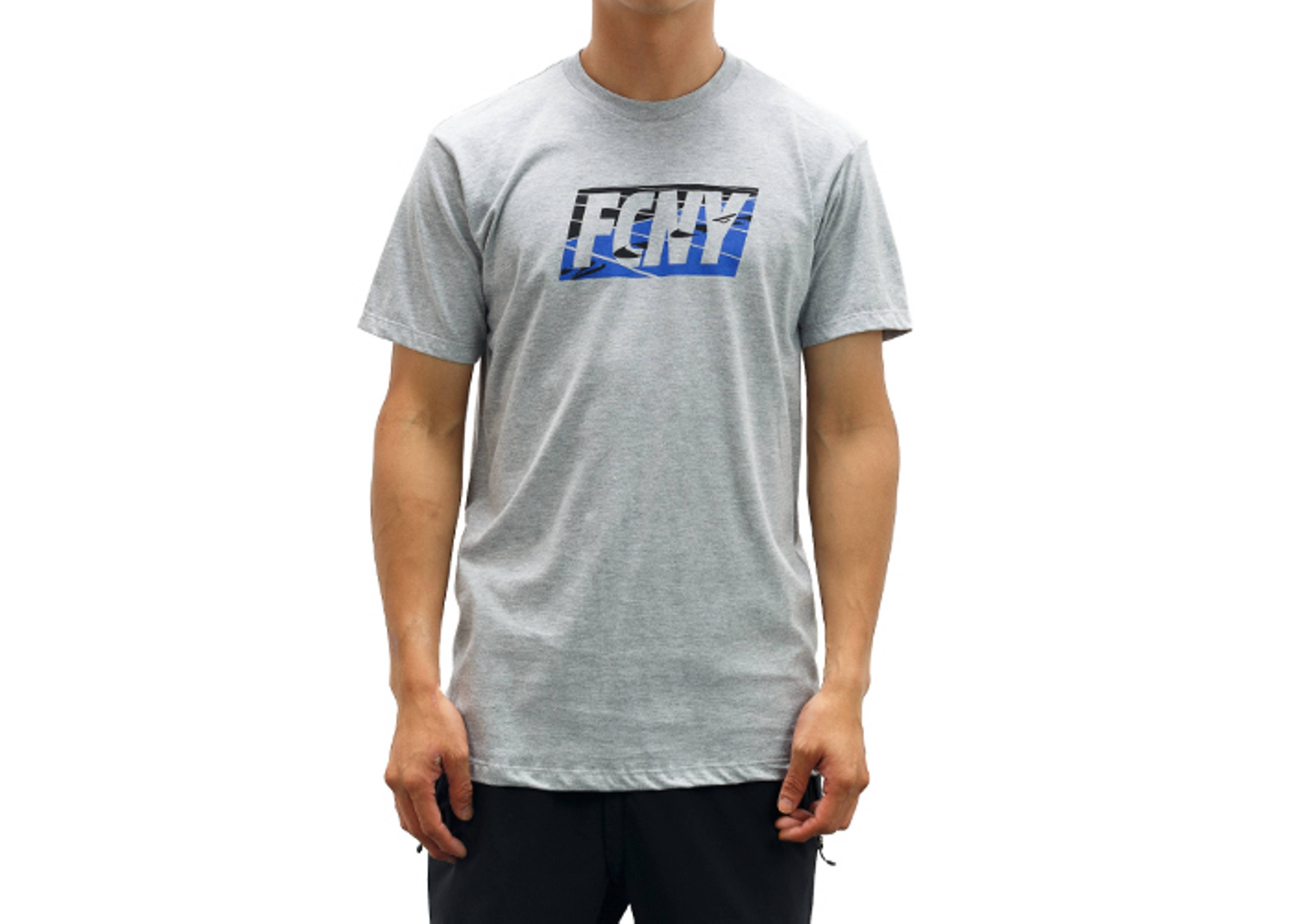 fcny track t-shirt