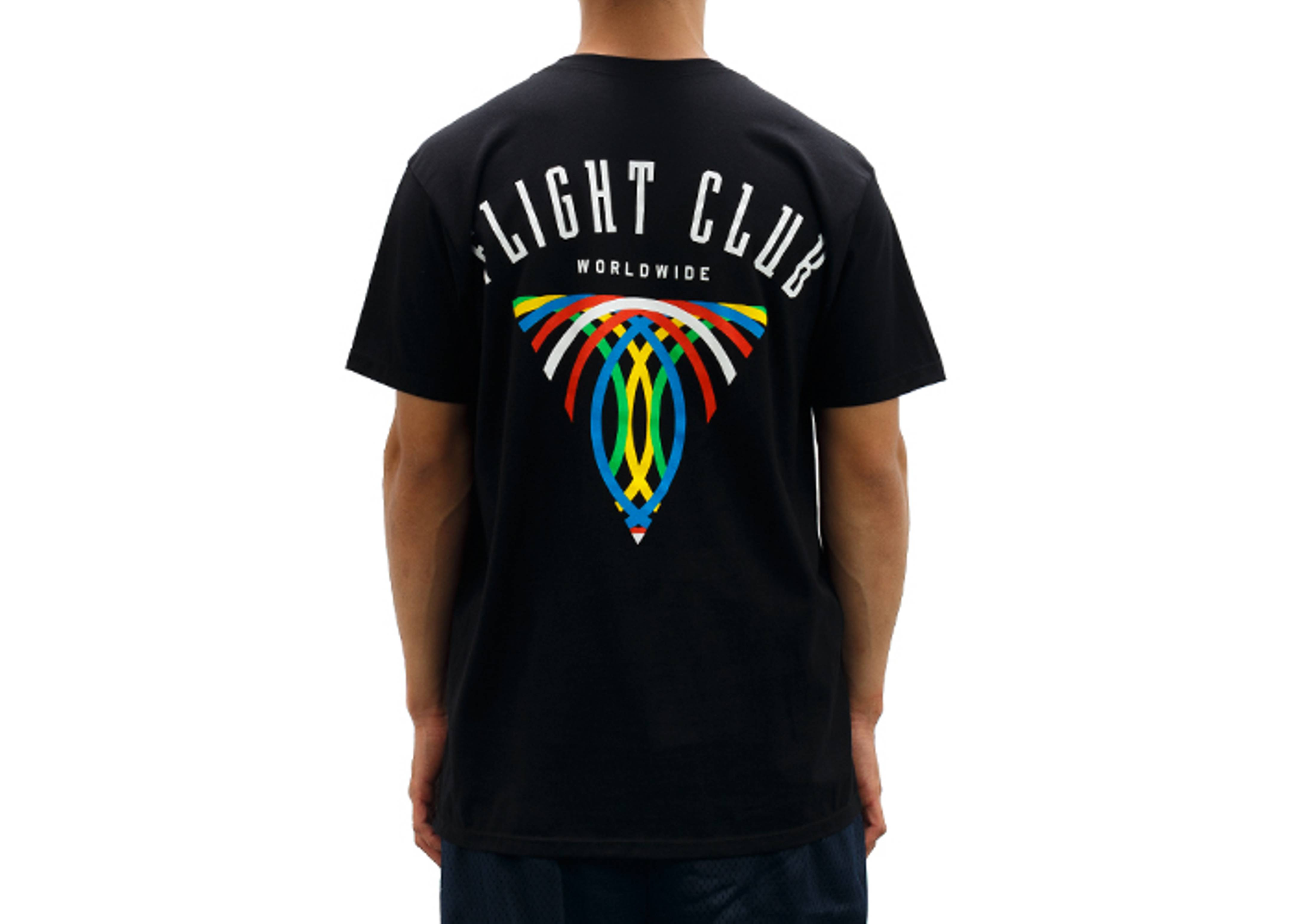 tri-rings t-shirt