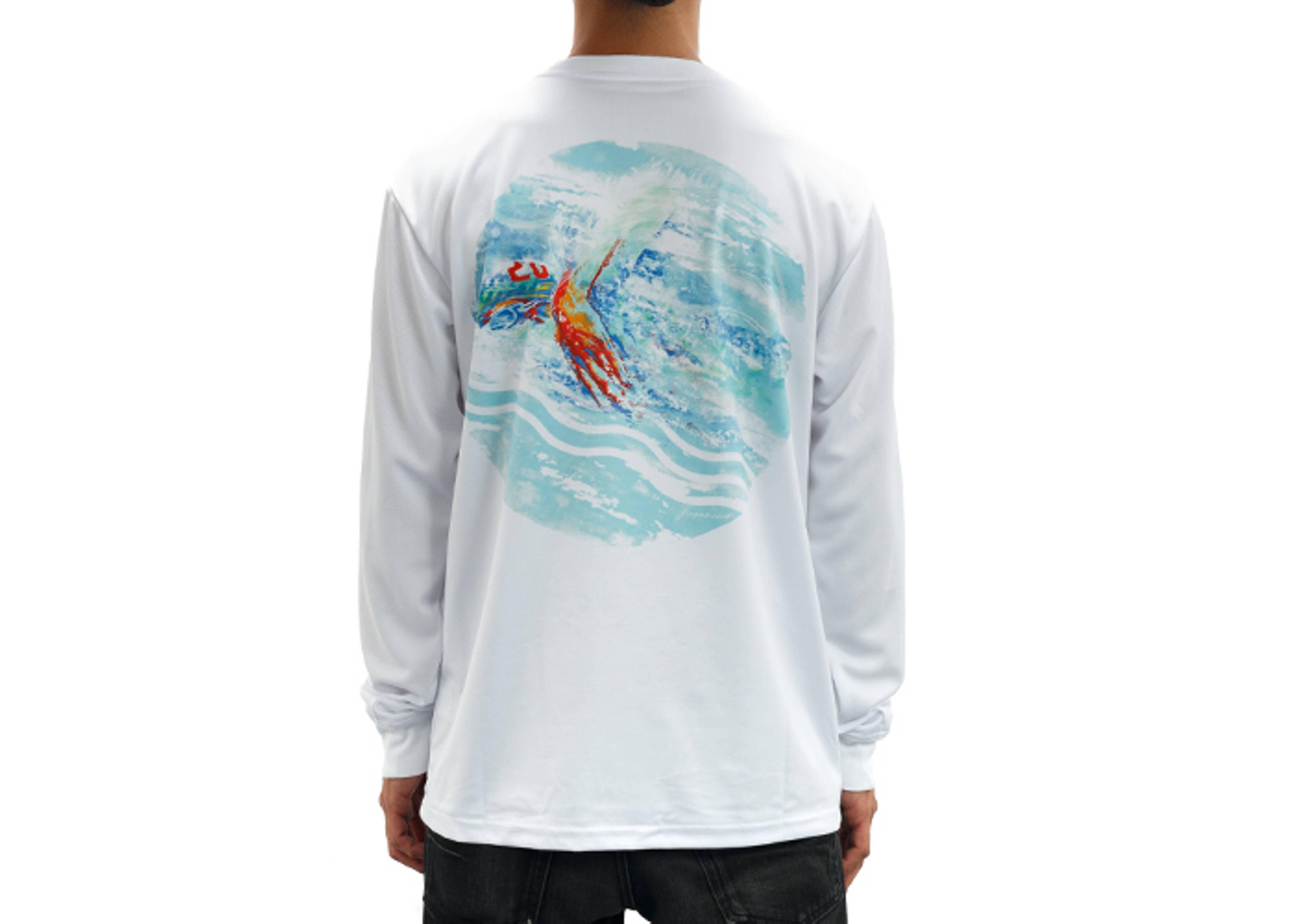 team fc swim long sleeve