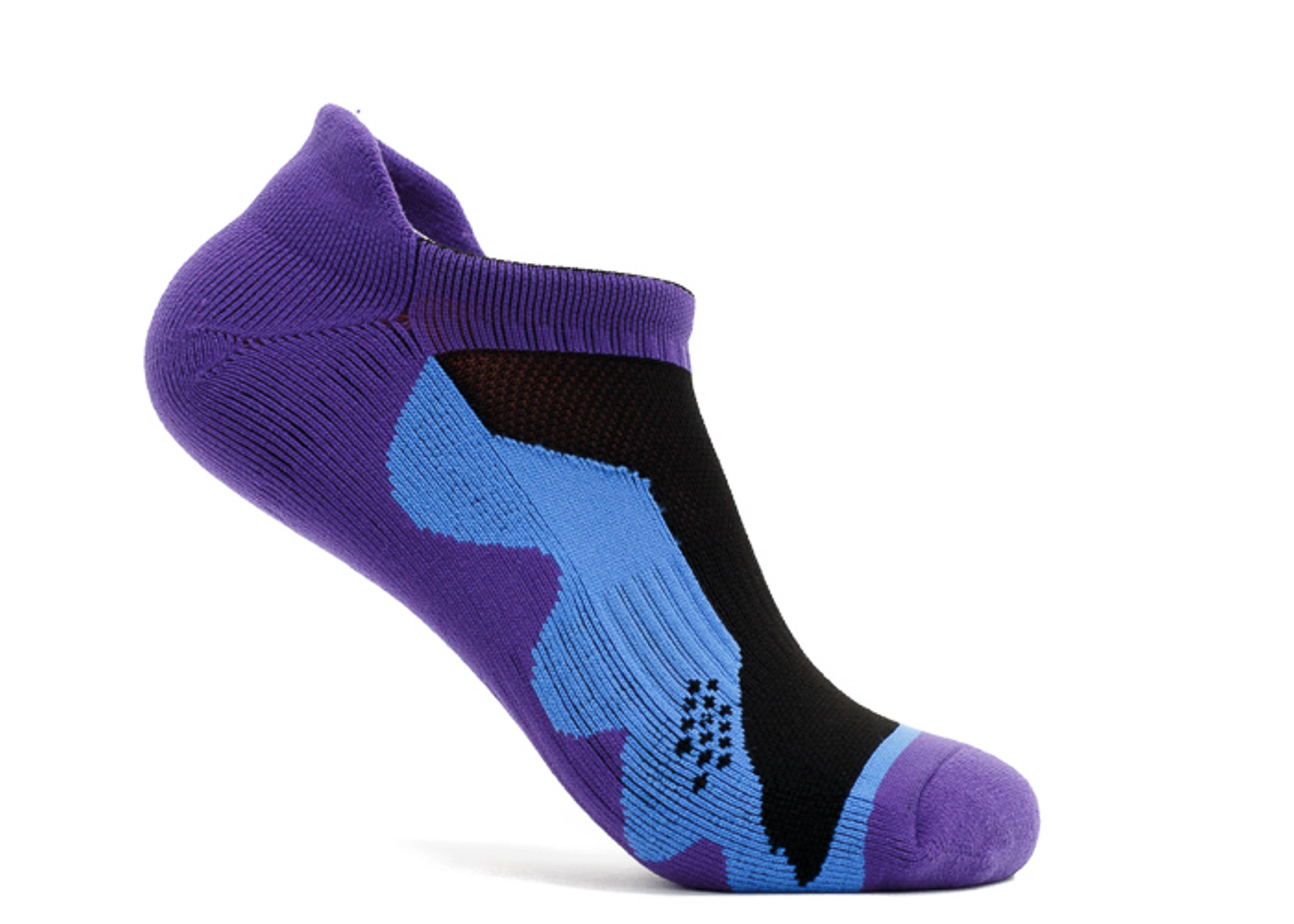 "wave runner stealth no show sock ""waverunner grape stealth sock"""