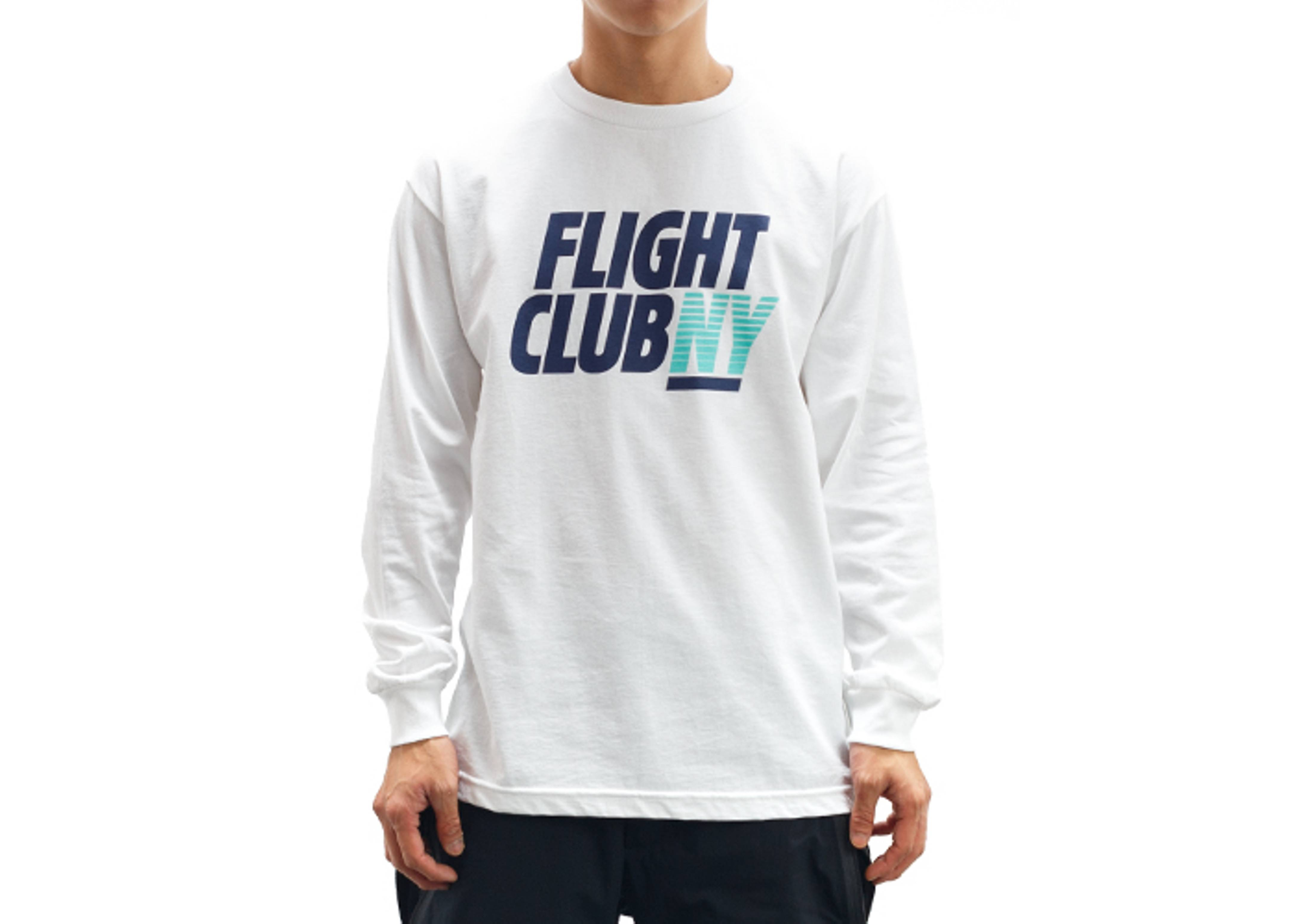 ny stacked long sleeve t-shirt