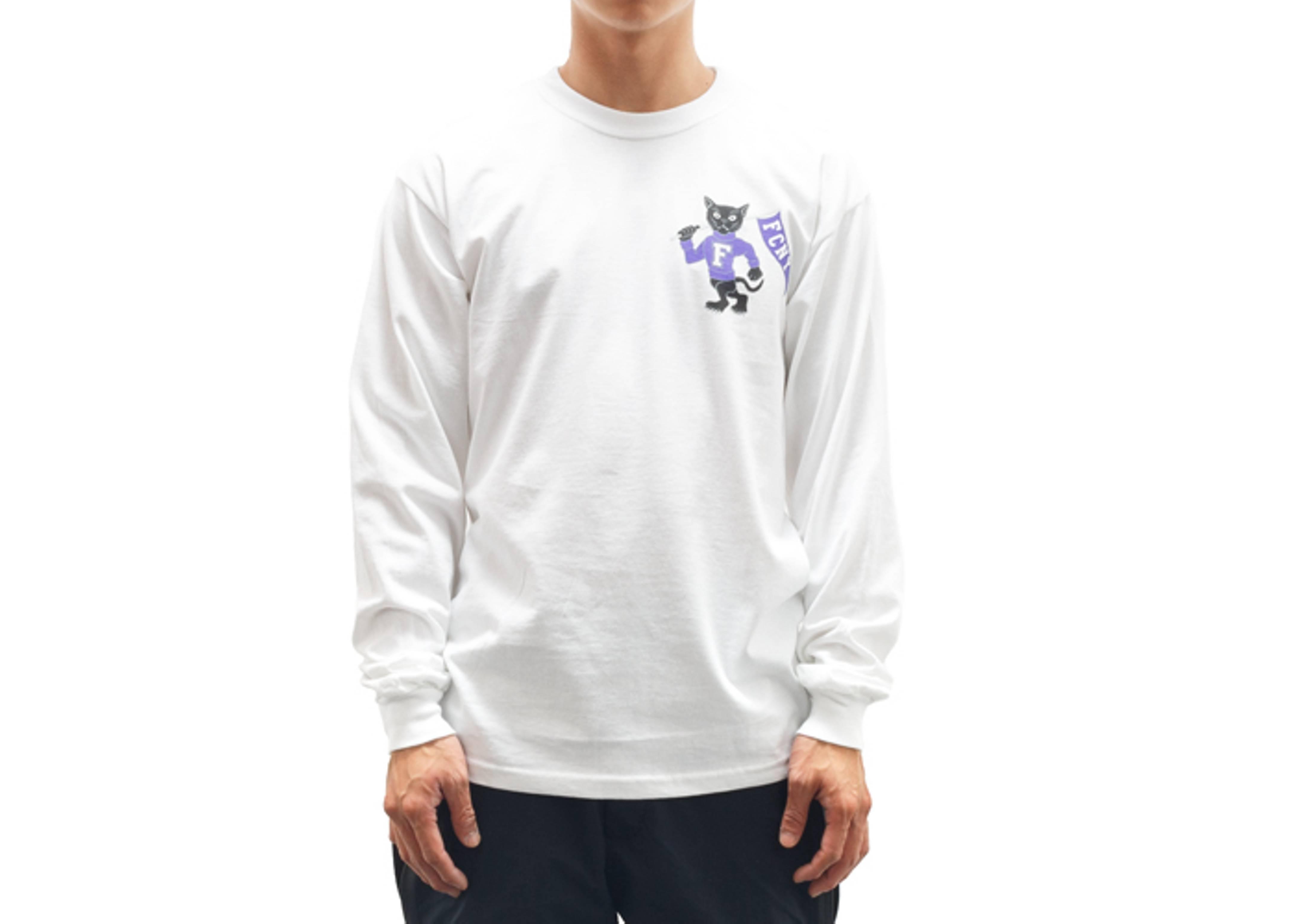 mascot long sleeve t-shirt
