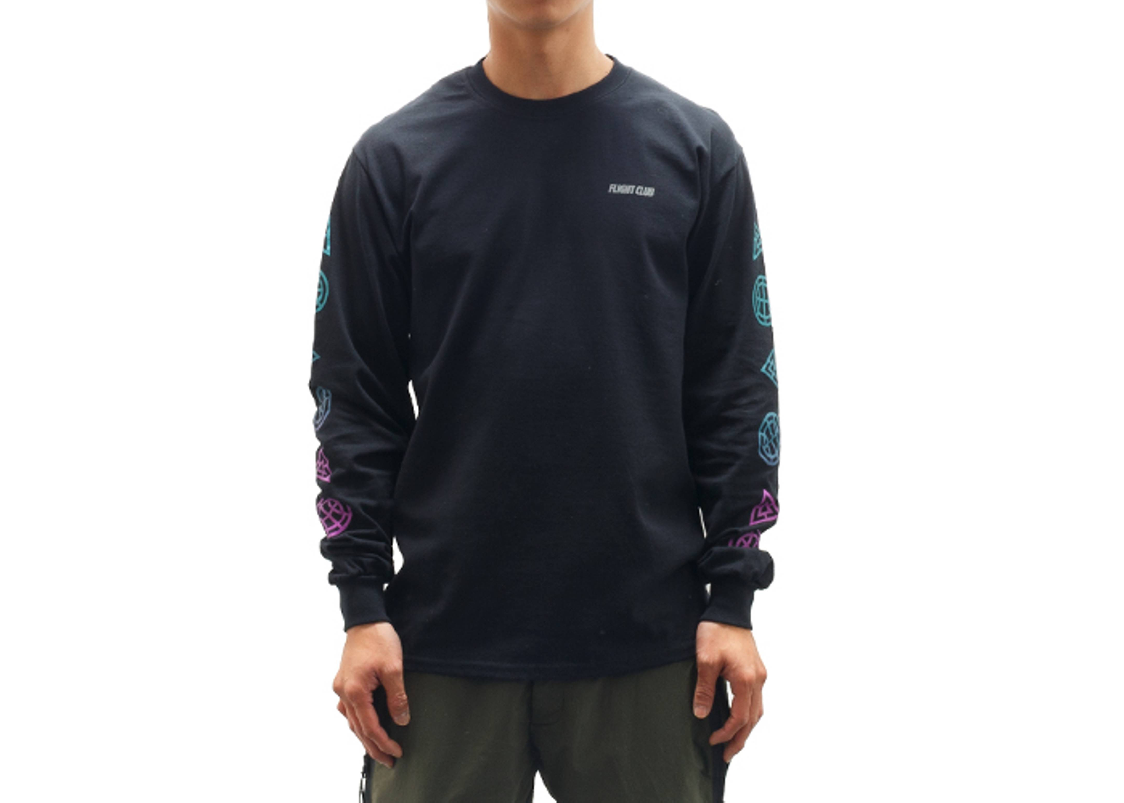 court vision long sleeve t-shirt