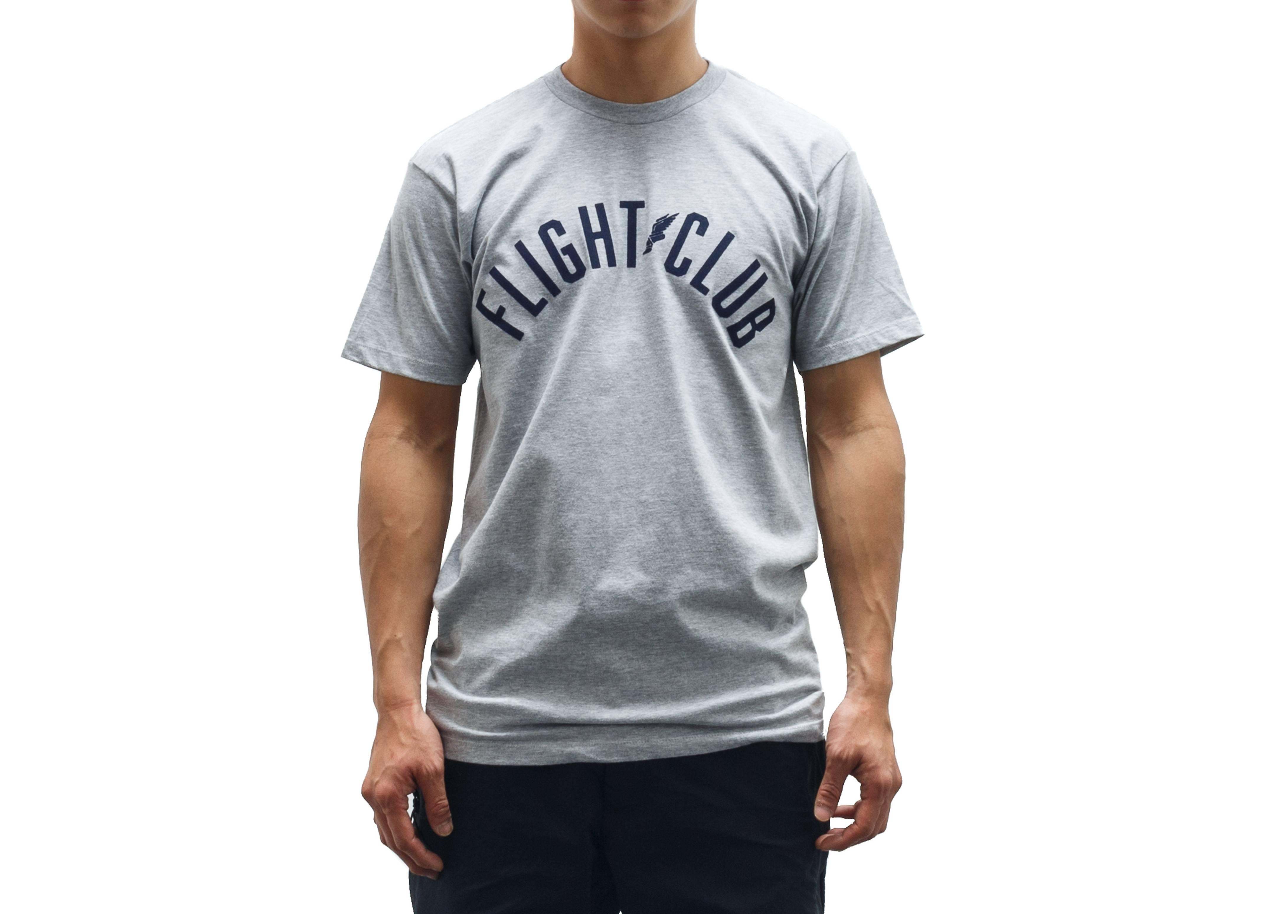 athletic arch logo t-shirt
